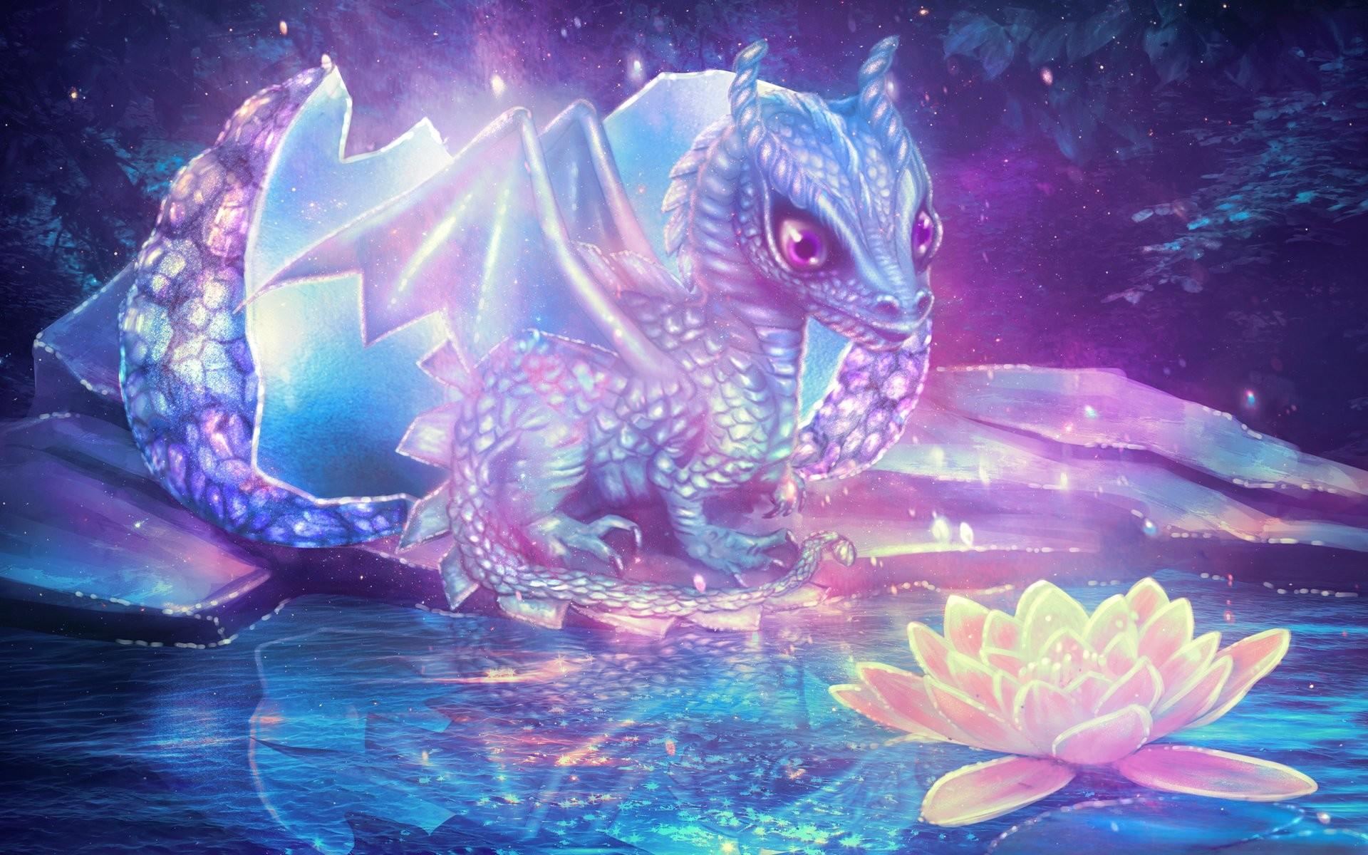 Fantasy – Dragon Wallpaper
