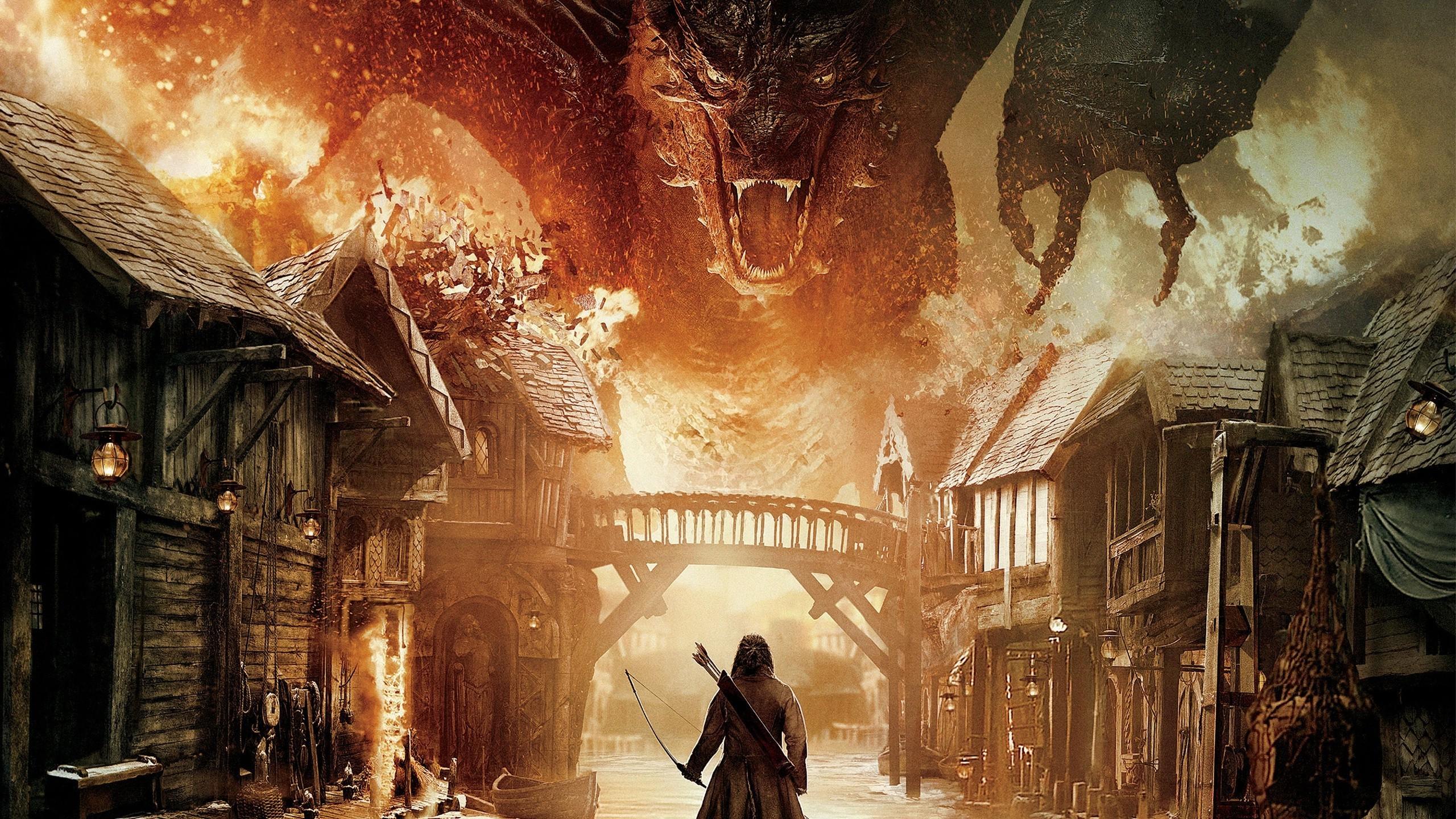 Smaug, The Hobbit: The Desolation Of Smaug Wallpapers HD / Desktop and  Mobile Backgrounds