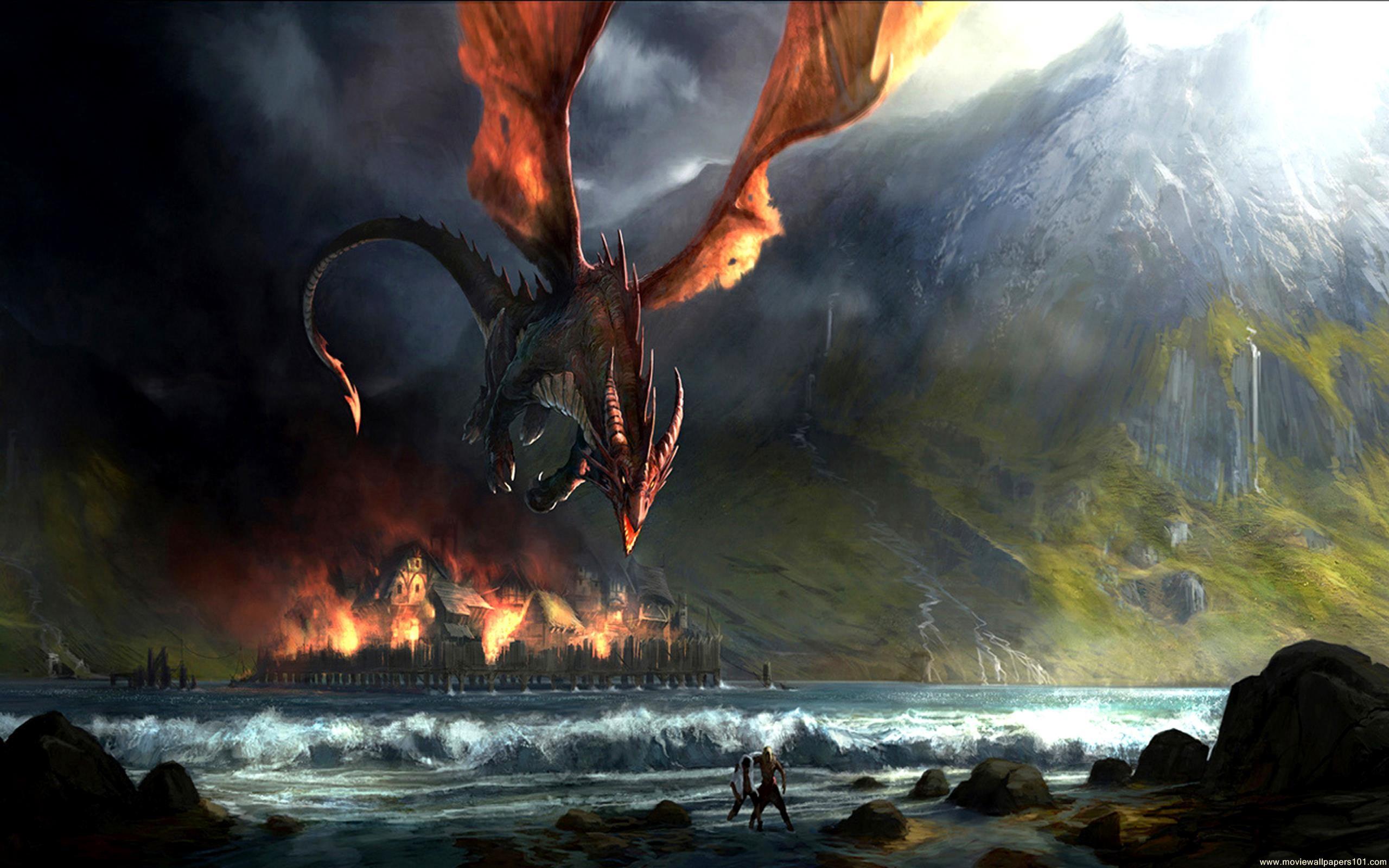 The Hobbit: The Desolation of Smaug wallpaper – (1280×720 .