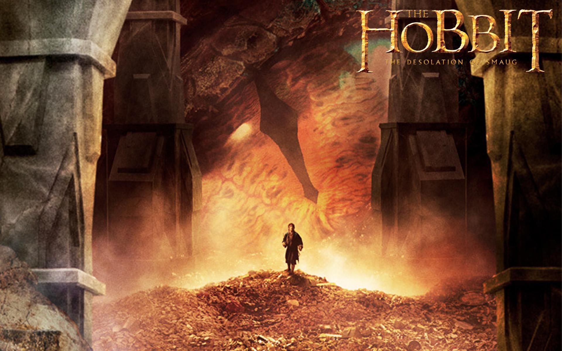 The Hobbit The Desolation Of Smaug Smaug