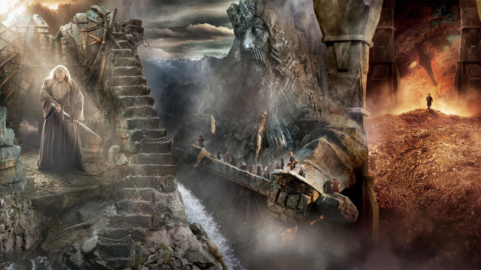 The Hobbit – The Desolation of Smaug (2)