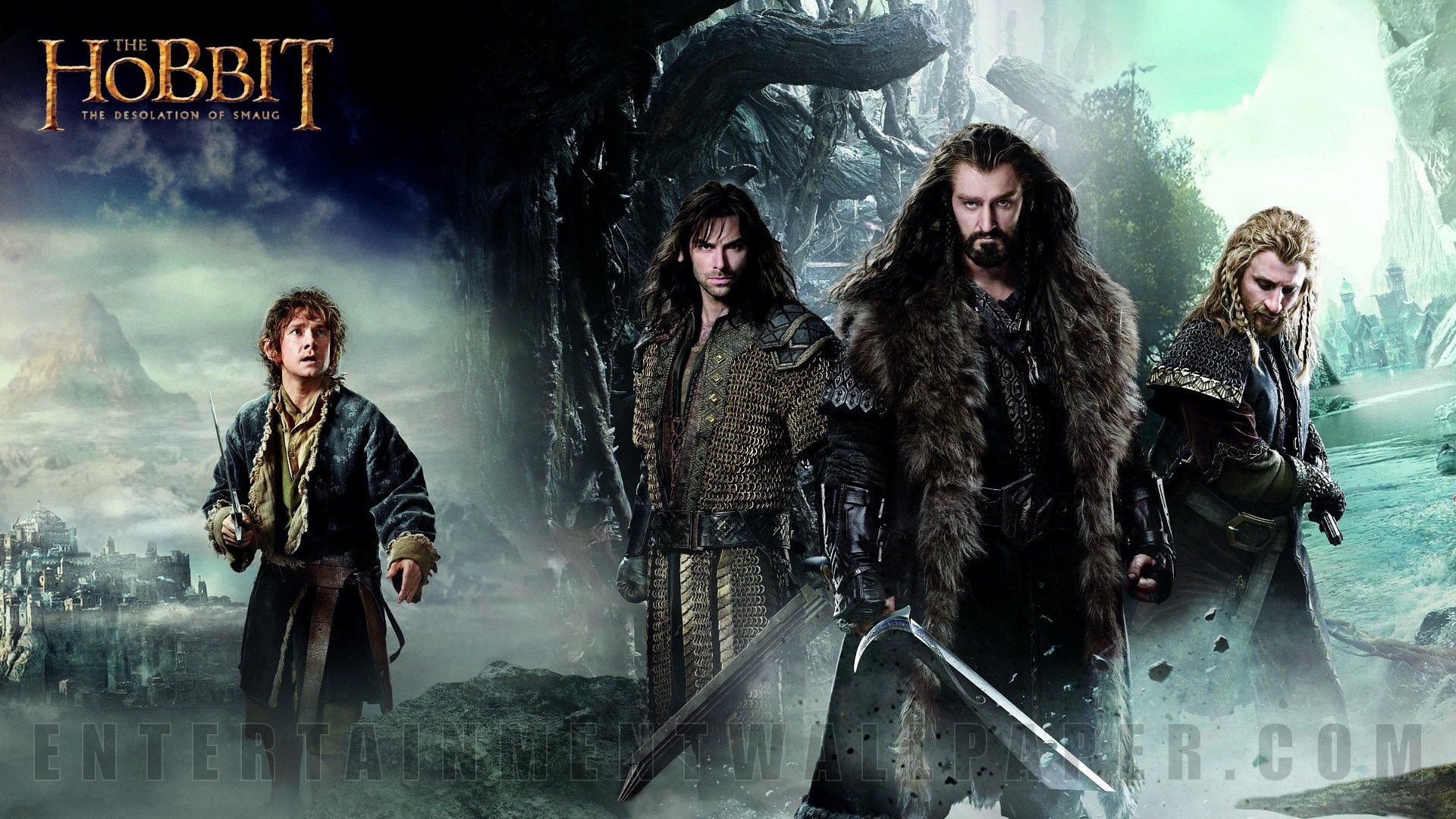 The Hobbit: The Desolation of Smaug Wallpaper – Original size, download now.