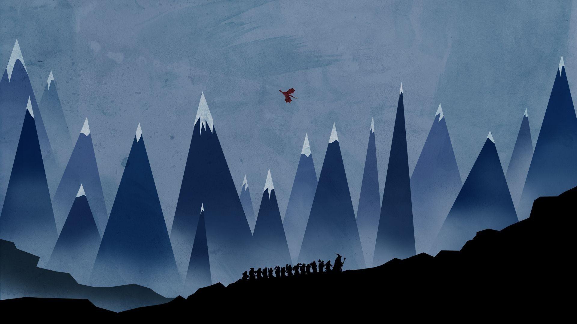 Movies The Hobbit The Hobbit: An Unexpected Journey wallpaper .