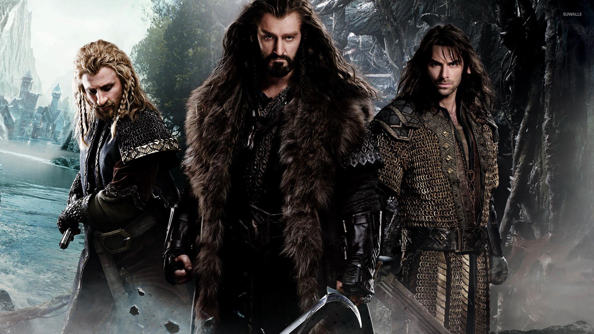 The Hobbit: The Desolation of Smaug [7] wallpaper jpg