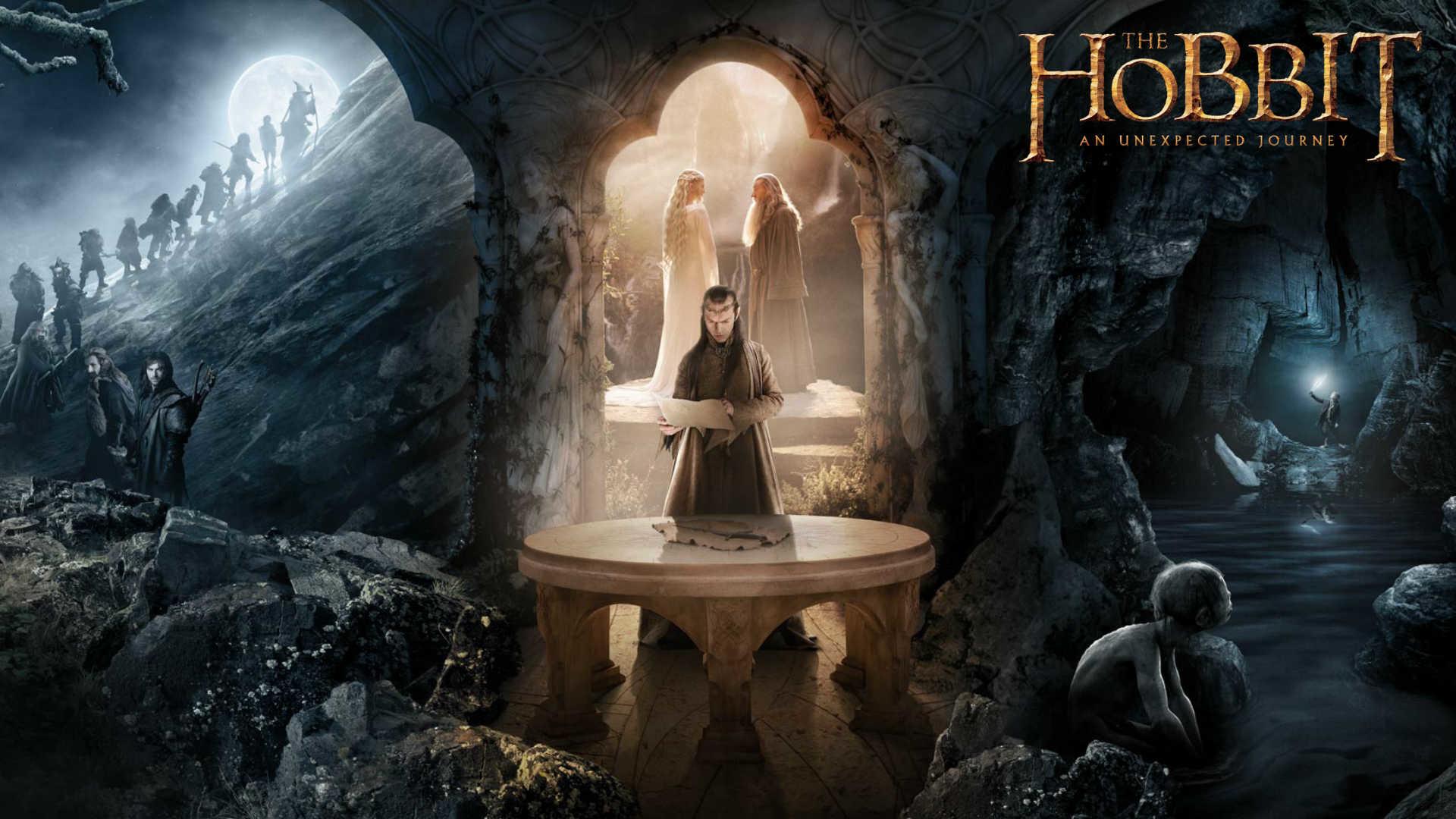 87 The Hobbit: An Unexpected Journey Wallpapers | The Hobbit: An ..