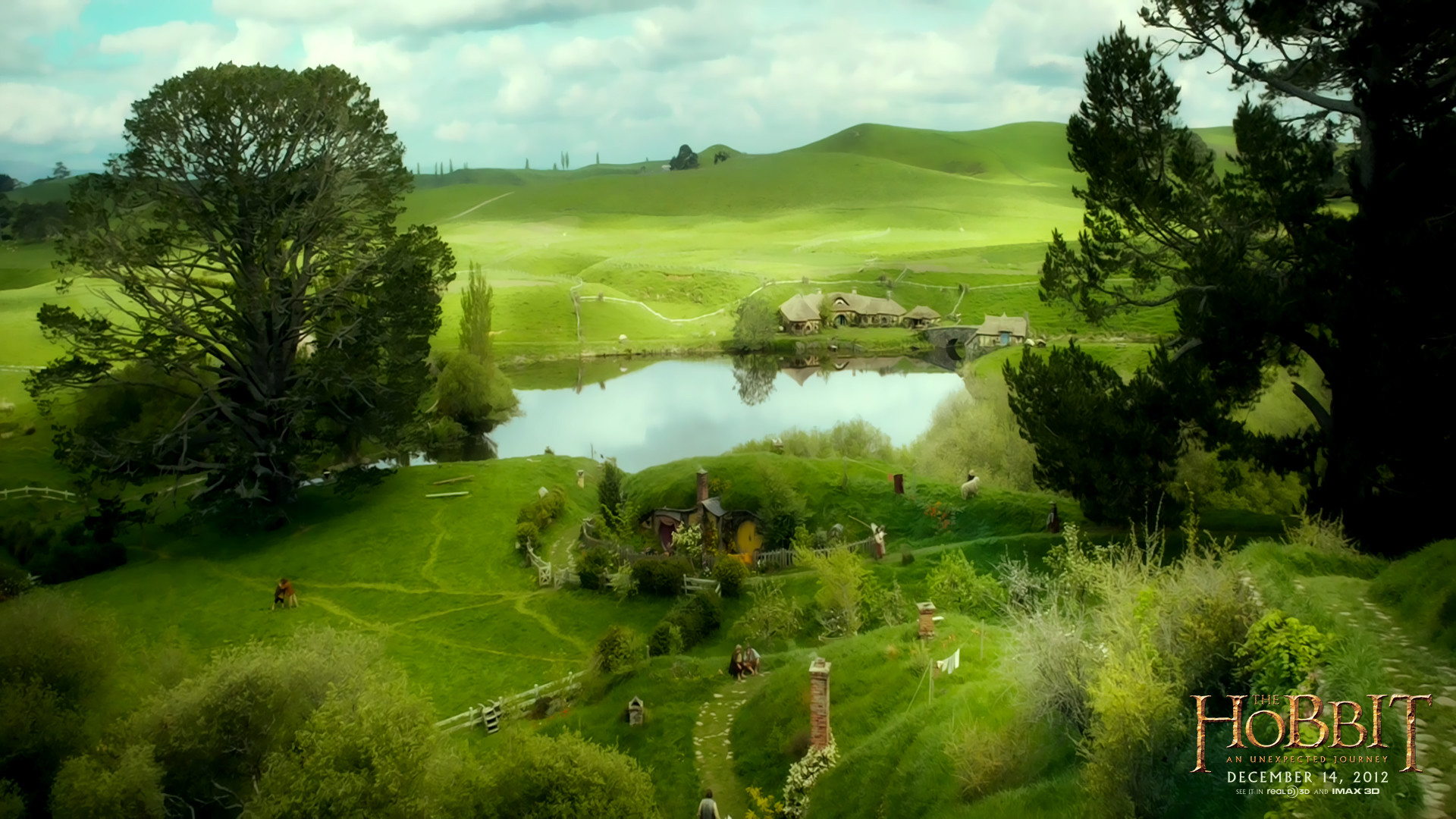 Lord Of The Rings Shire Desktop Background Wallpapers High Resolution Wallpaper  px 1.09 MB