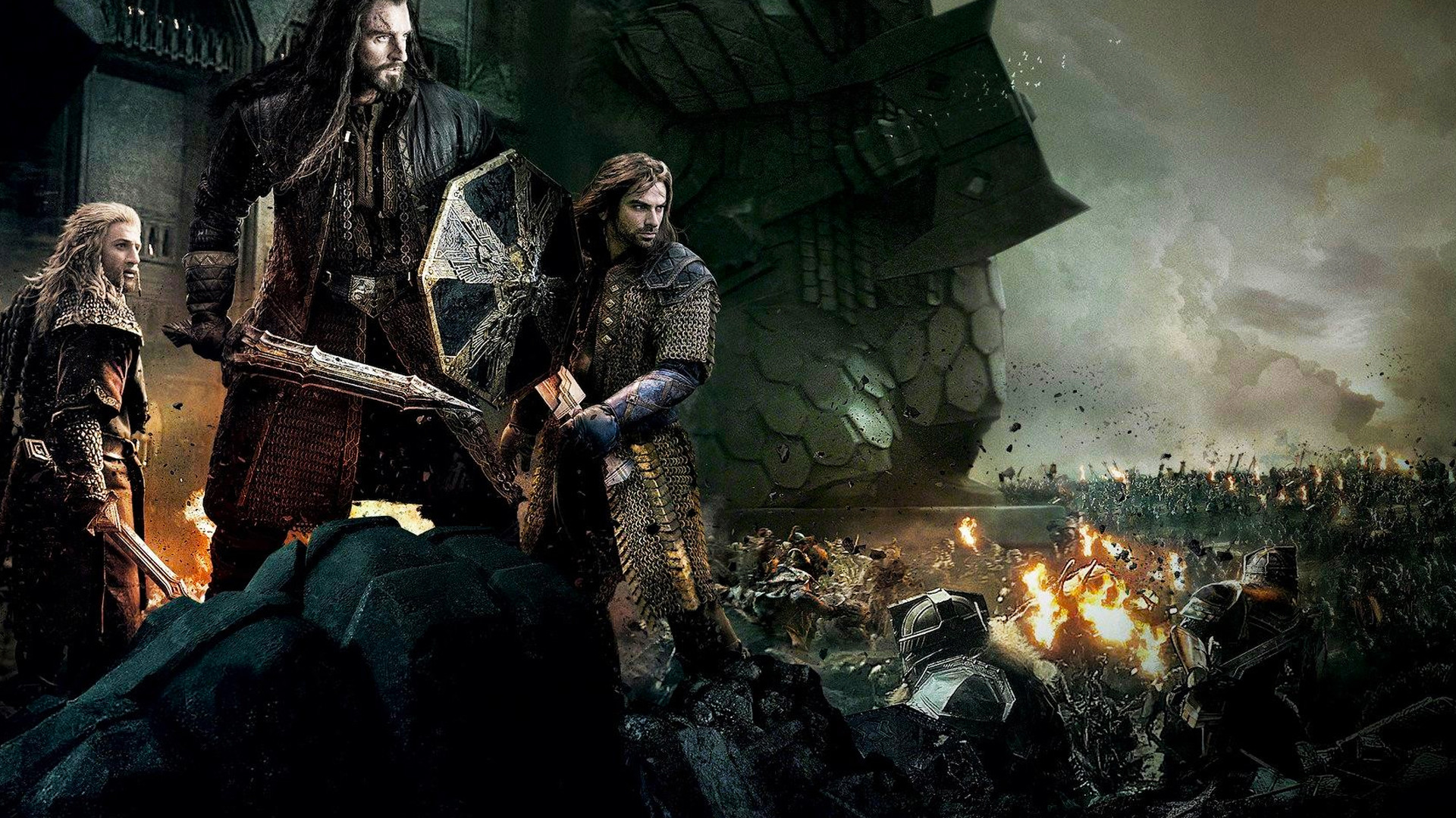 … The Hobbit: Battle of the Five Armies Wallpaper by sachso74