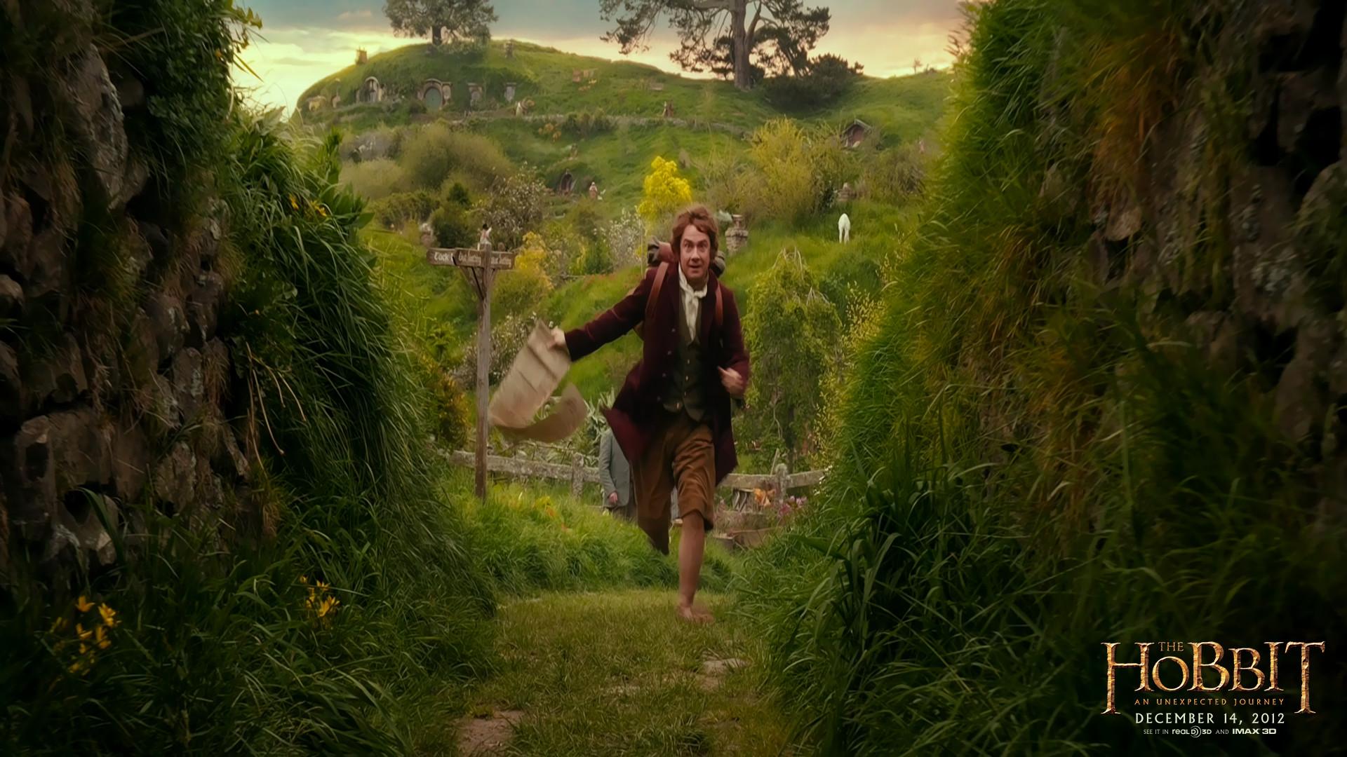 The Hobbit Bilbo High Quality Wallpaper – Mbagusi.com