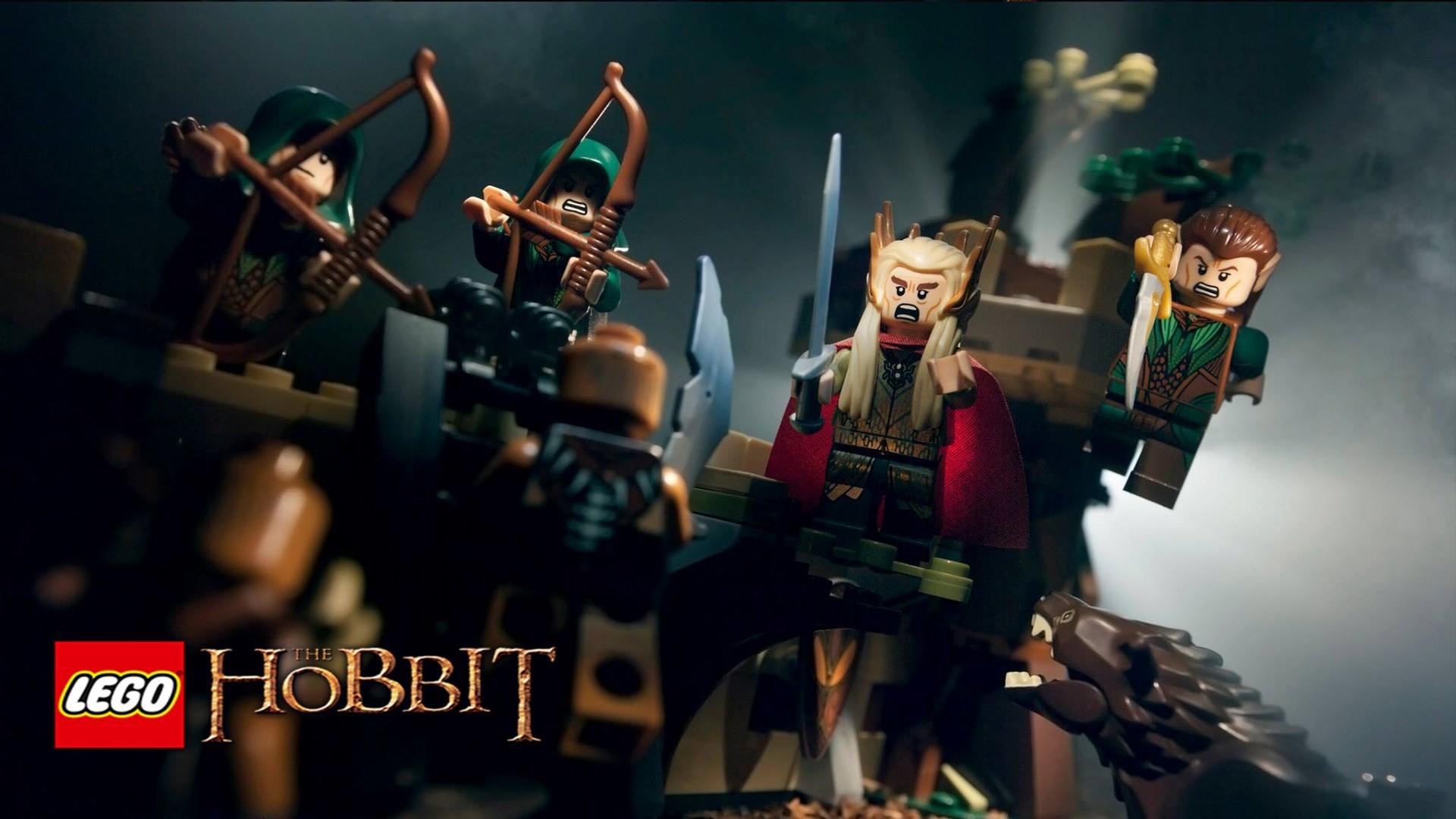 lego the hobbit backgrounds for laptop (Rodney Ross 1920×1080)