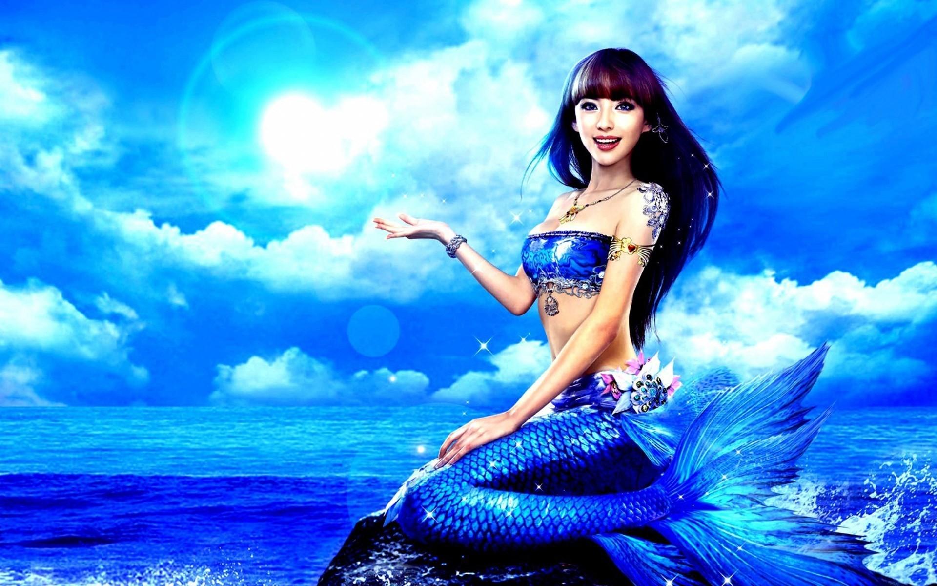 px Full size mermaid picture by Marissa Brook for :  pocketfullofgrace.com