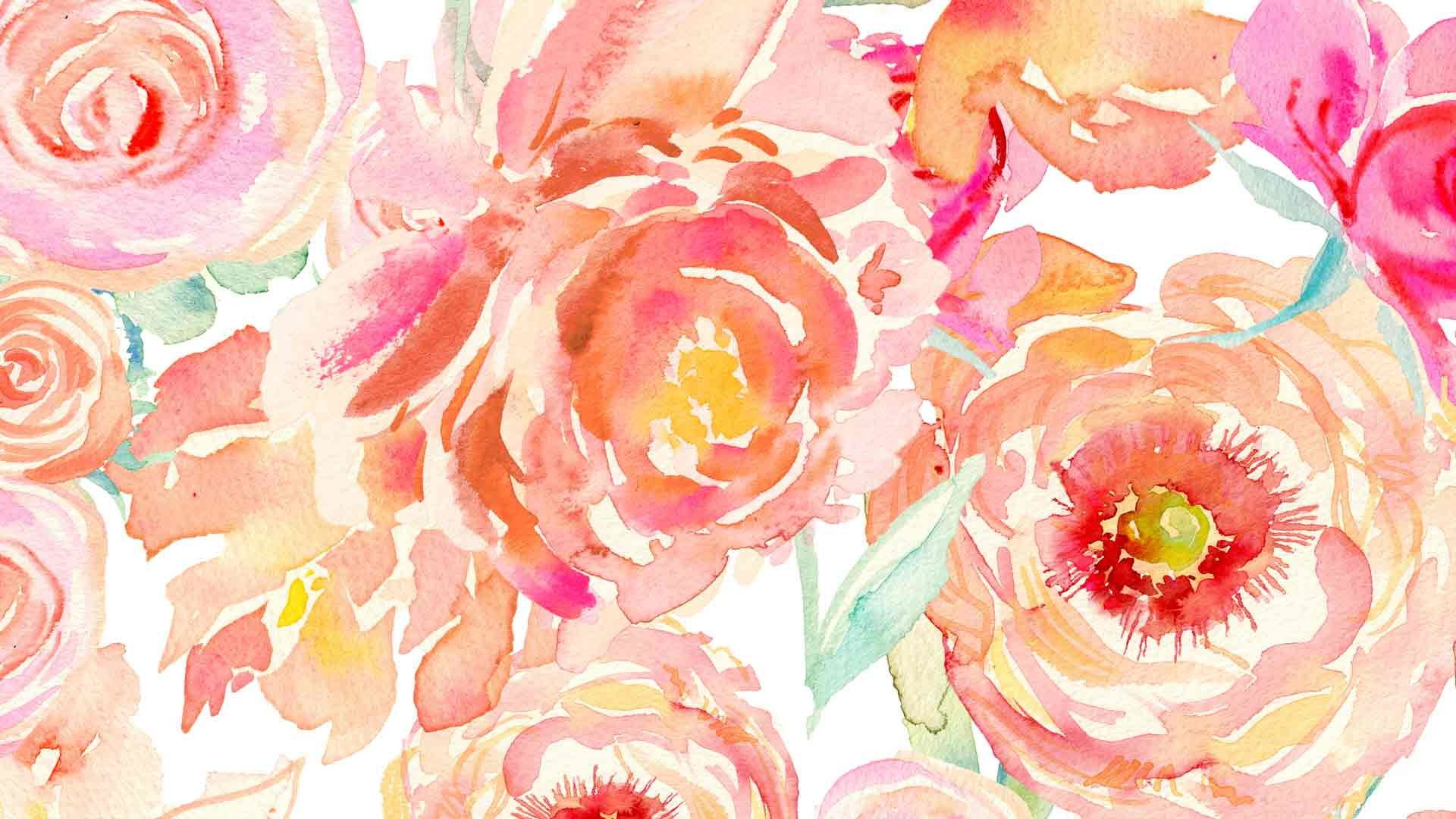 6. watercolor-flowers-wallpaper6-600×338