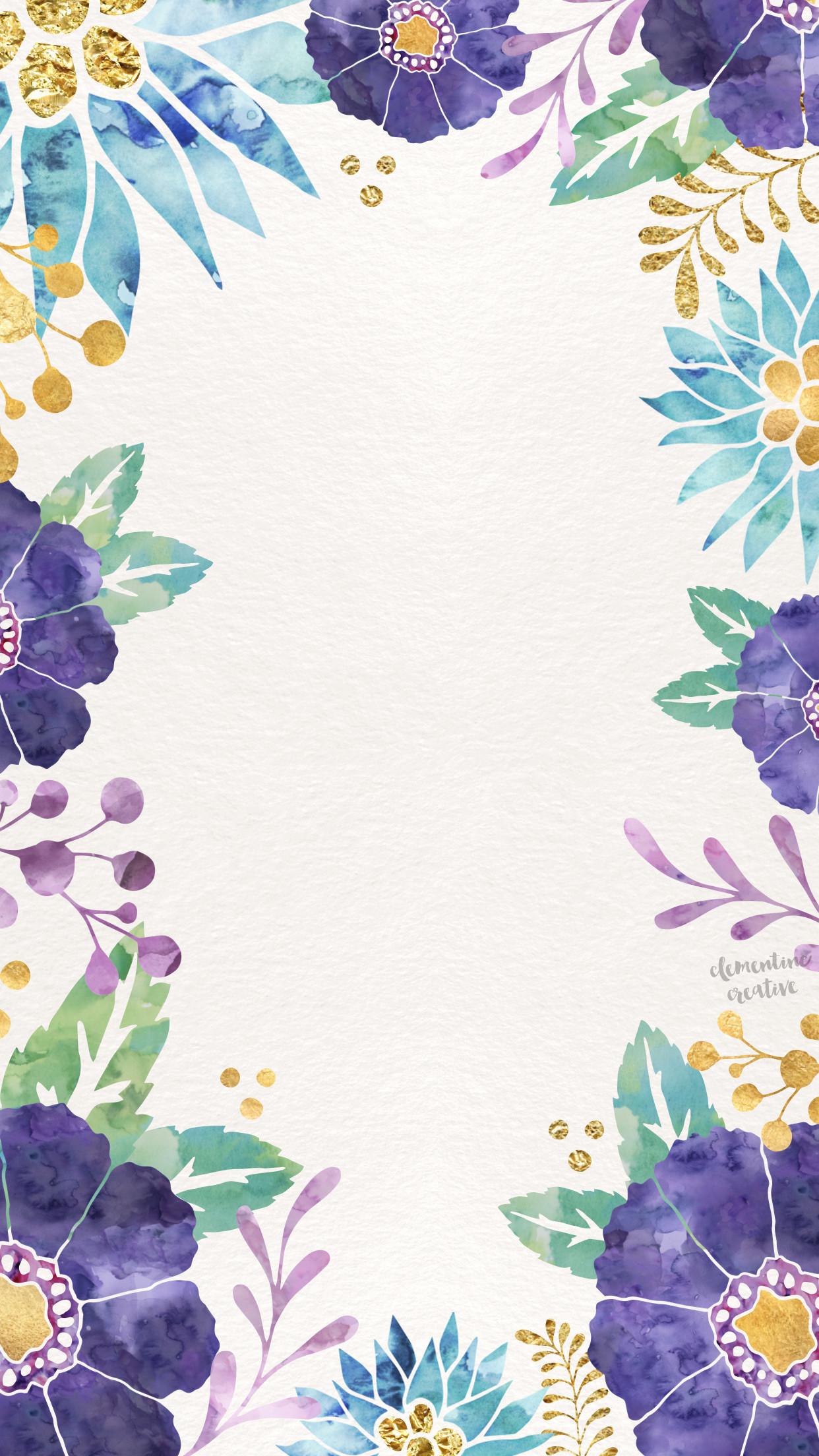 Wallpaper Desktop, Wallpaper Downloads, Phone Wallpapers, Watercolor  Wallpaper, Wallpaper Samsung, Watercolor Background, Flower Wallpaper, …