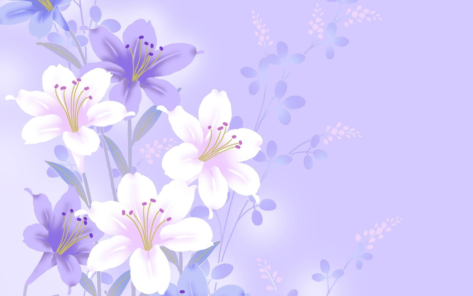 simple-flower-wallpaper-1.jpg (1920×1200) | purple flowers | Pinterest |  Simple background design