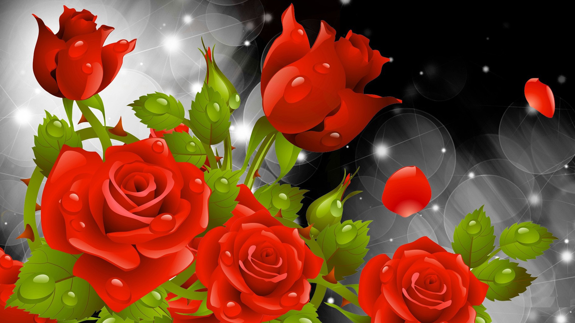 Red Rose Wallpapers Red Flowers HD Pictures One HD Wallpaper 1280×800 Red  Rose Picture