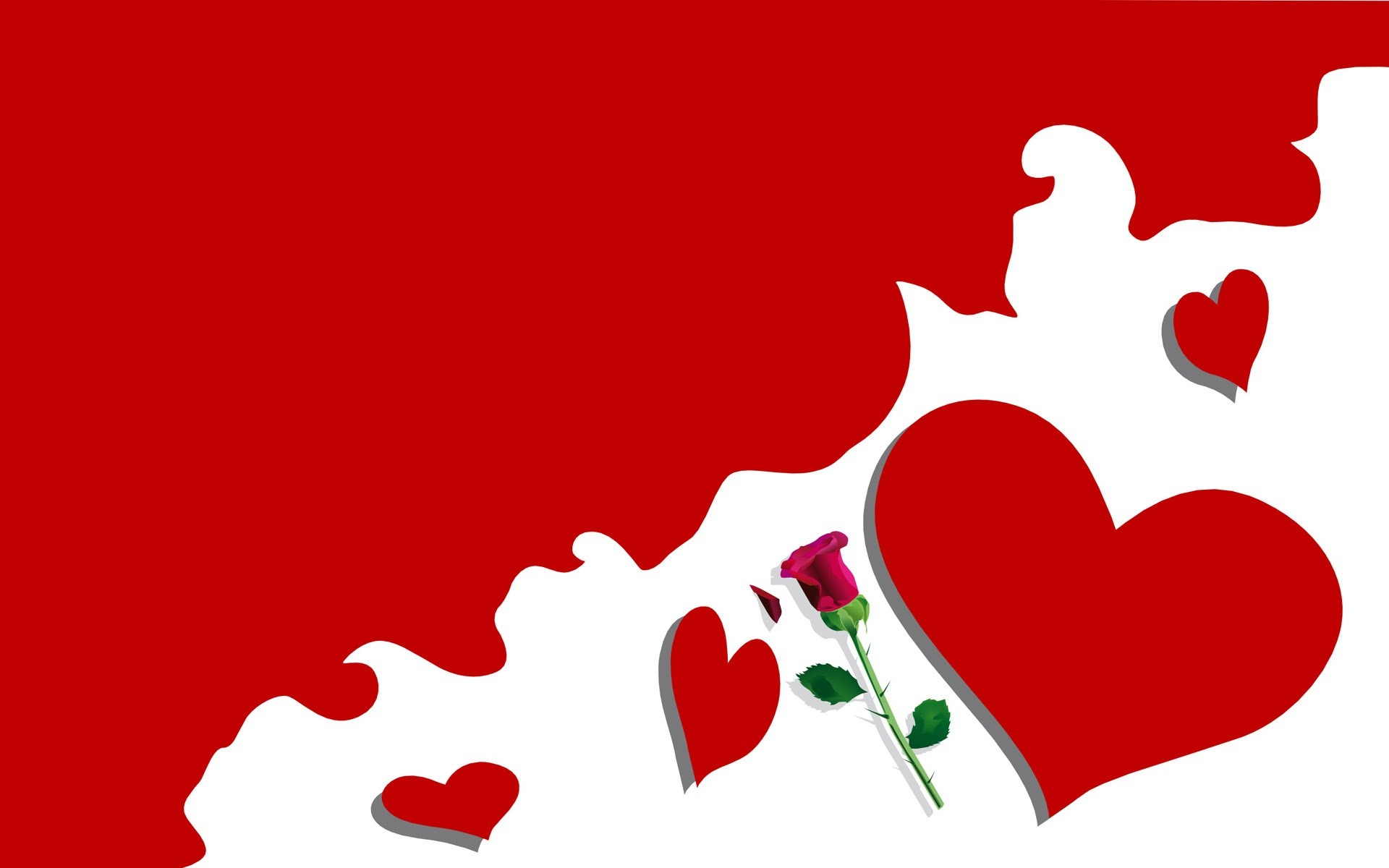 Top {*Love Rose HD Wallpaper Images and Photos* } Whatsapp Rose Images With  Love Wallpapers Wallpapers)