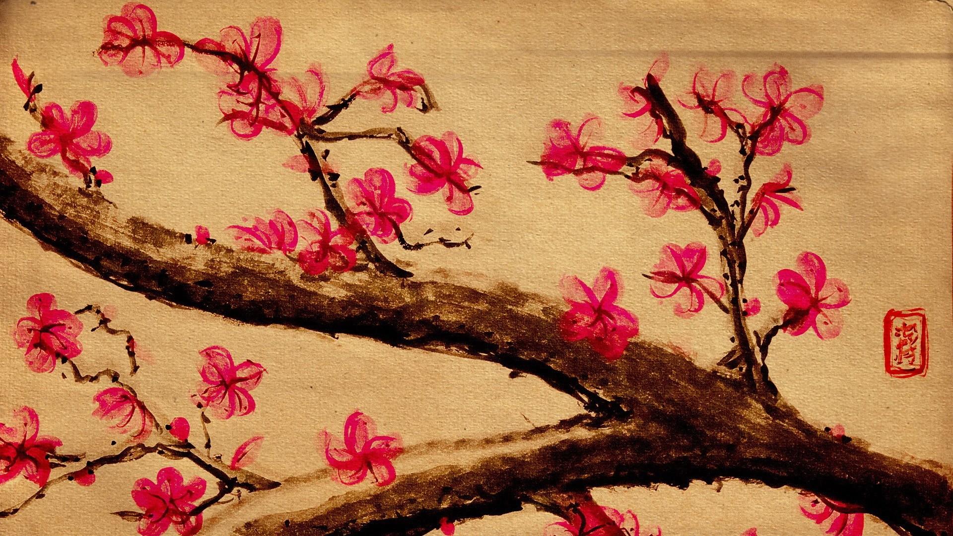 Beautiful Japanese cherry blossom season wallpaper 10 – .