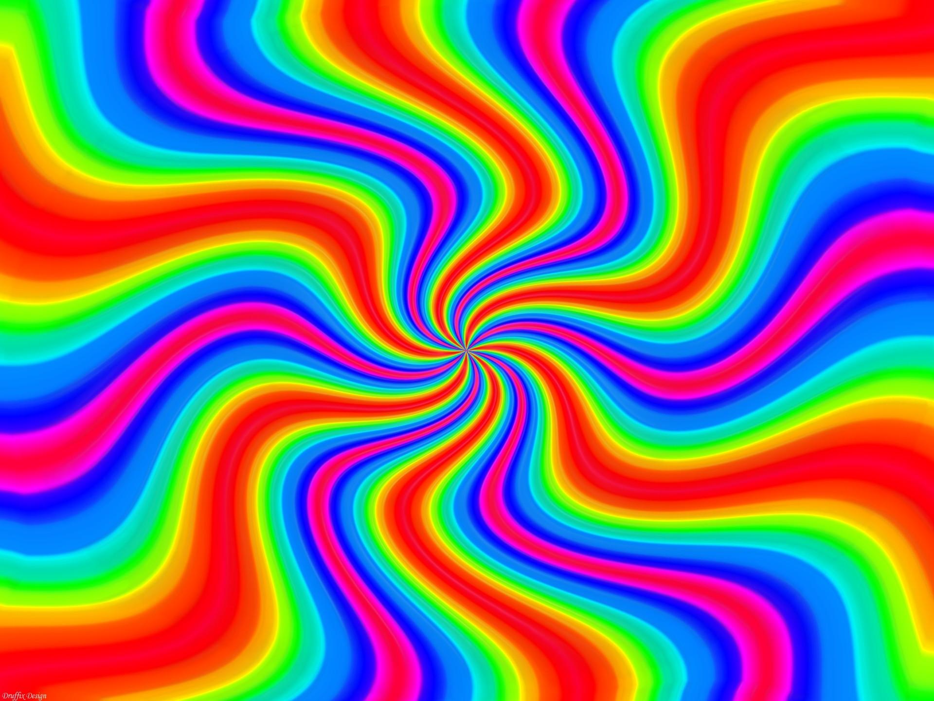 Cool Rainbow Background · Rainbow Wallpaper HD