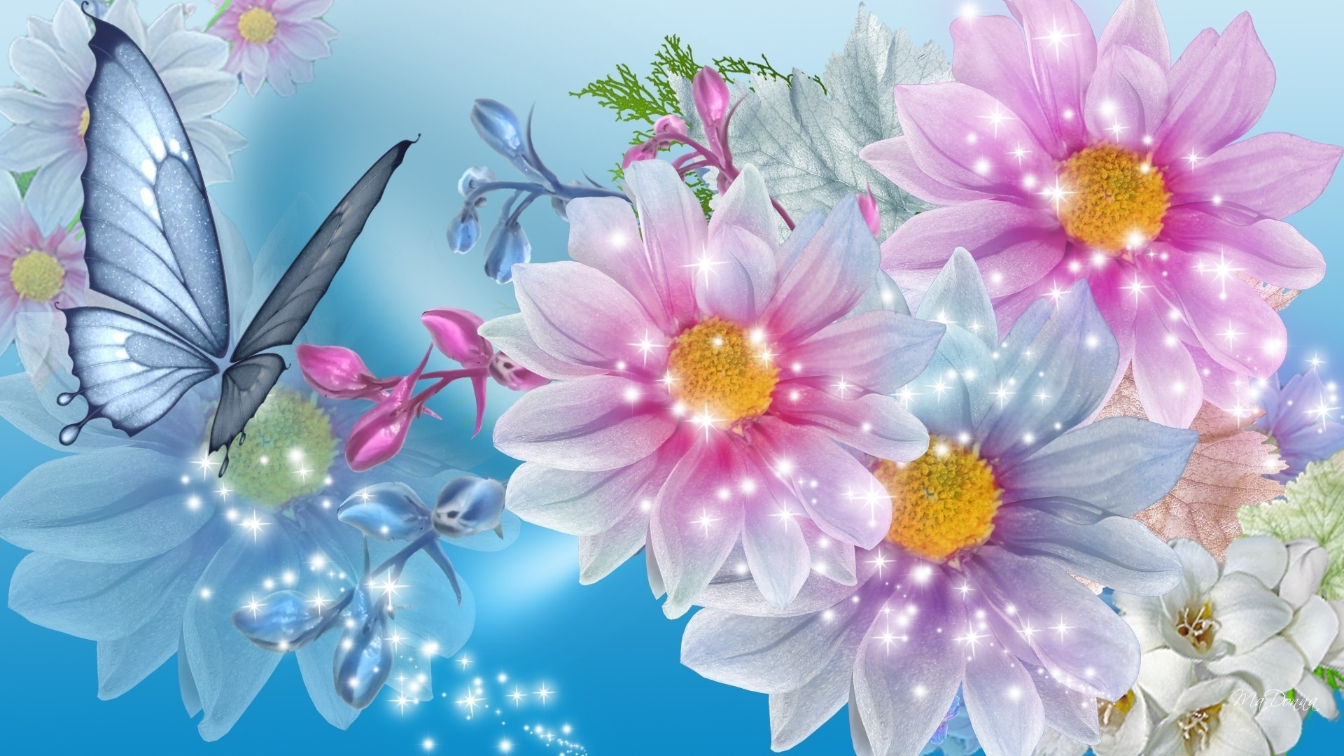 30 Beautiful Flower Wallpaper Free To Download