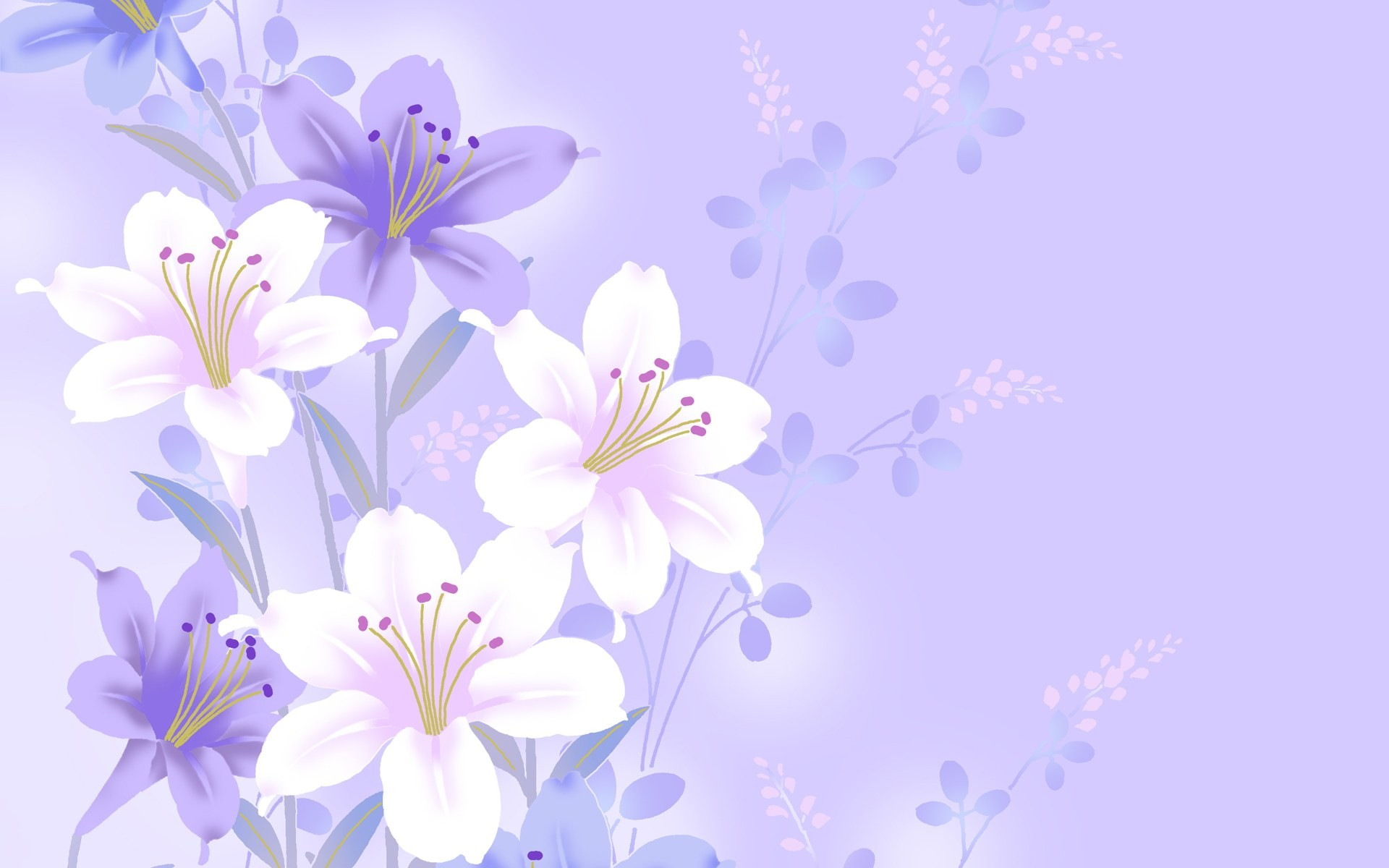 simple-flower-wallpaper-1.jpg (1920×1200) | purple flowers | Pinterest |  Simple background design and Wallpaper backgrounds