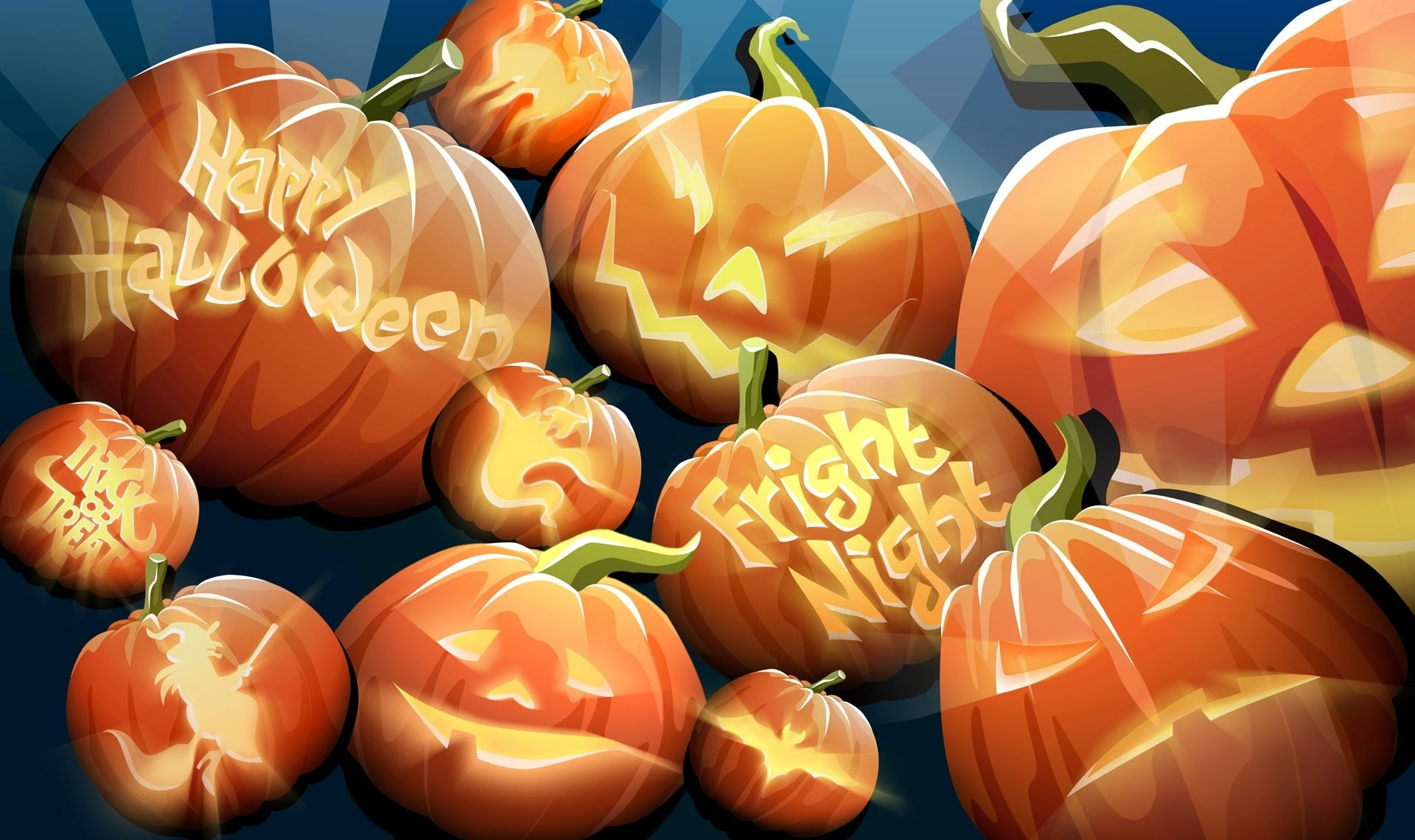PreviousNext. Previous Image Next Image. halloween wallpaper with pumpkin  …