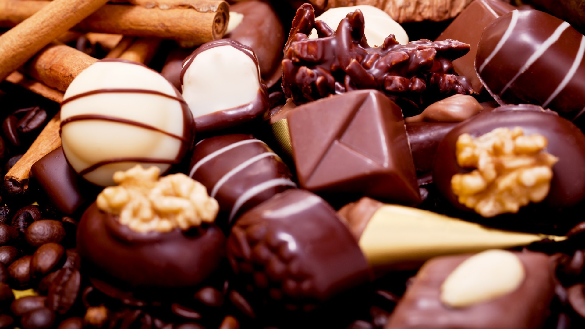 Assorted chocolate candy wallpapers and images – wallpapers, pictures .