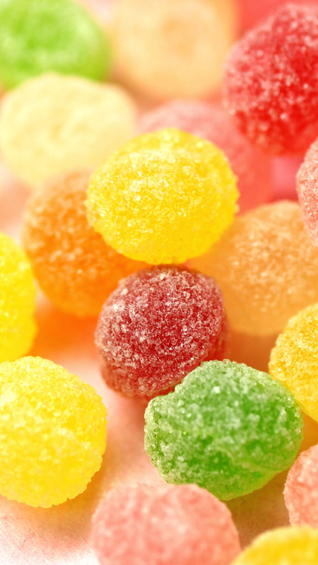 Colorful Candy Granule #iPhone #6 #plus #Wallpaper