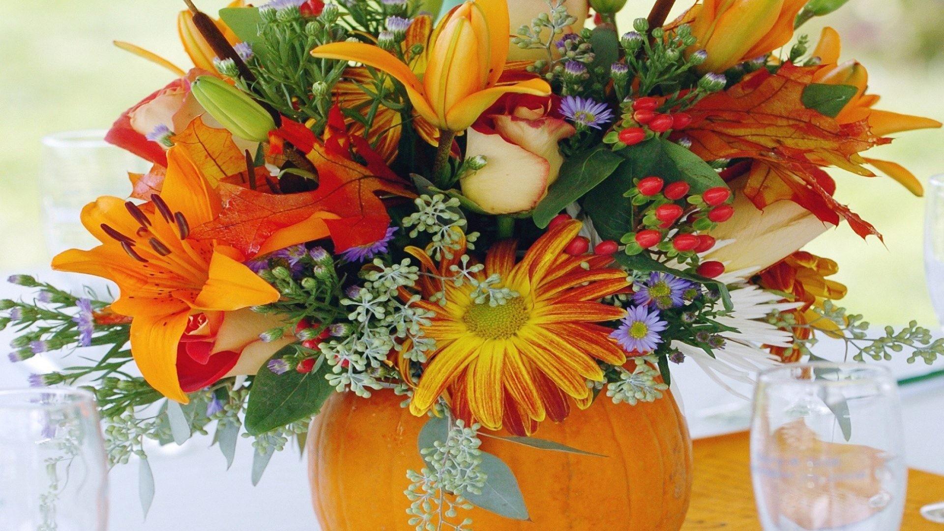 Pumpkin Tag – Leaves Thanksgiving Lillies Seasonal Orange Glass Autumn  Roses Harvest Sunflowers Wineglass Pumpkin Blooms