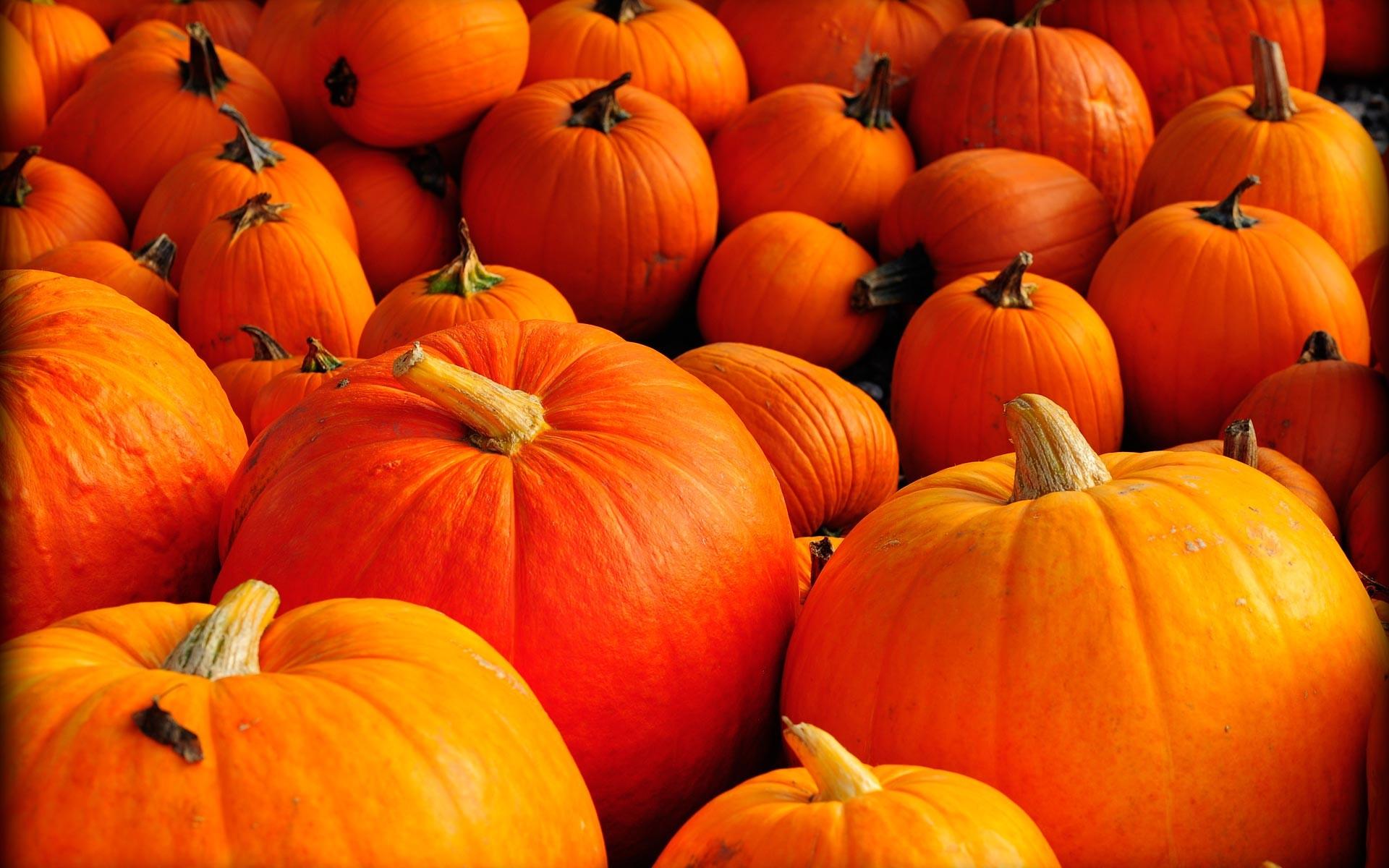 food / Золотая осень, Тыквы для Хелоуина