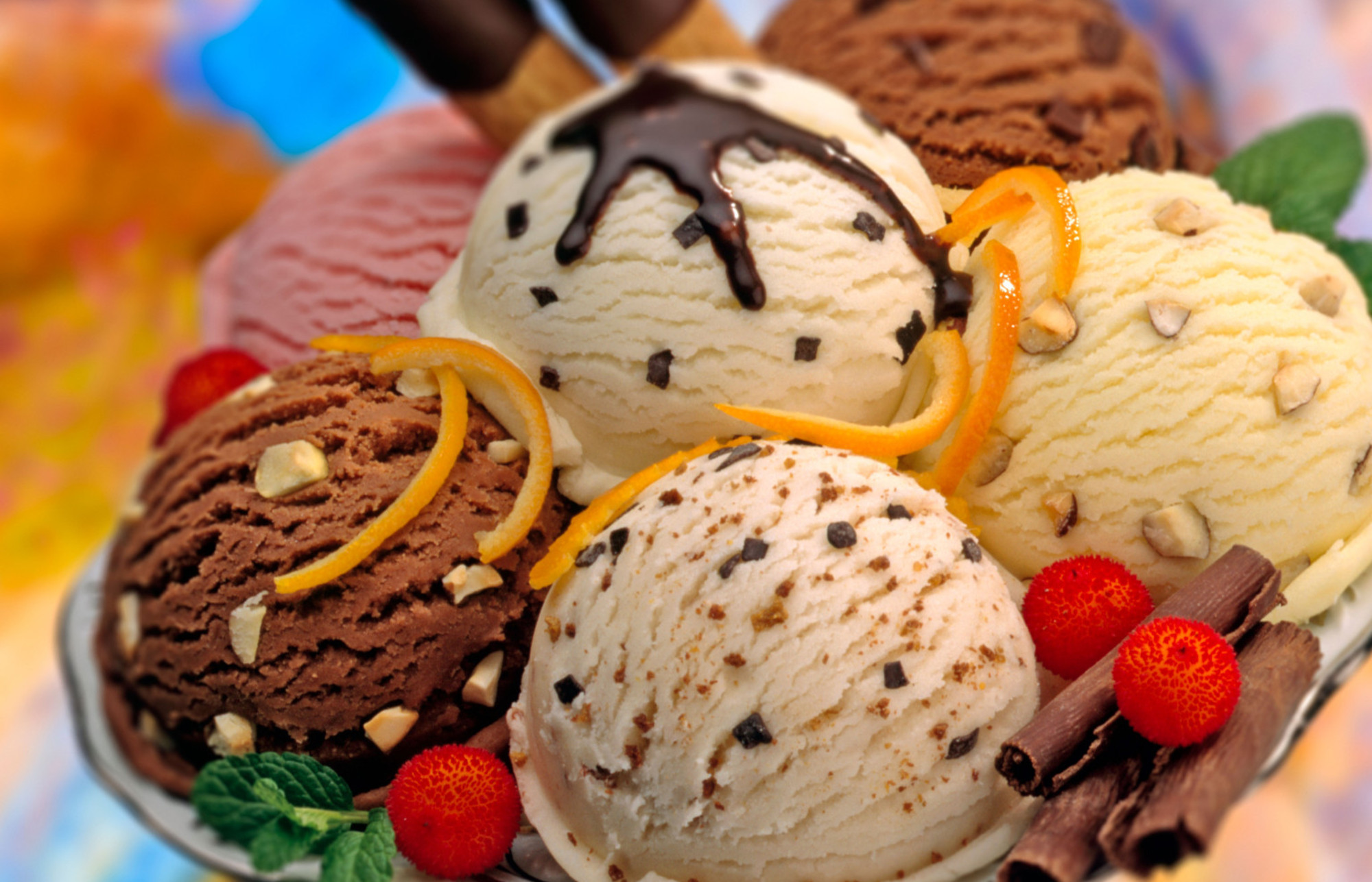 HD Wallpaper | Background ID:421534. Food Ice Cream