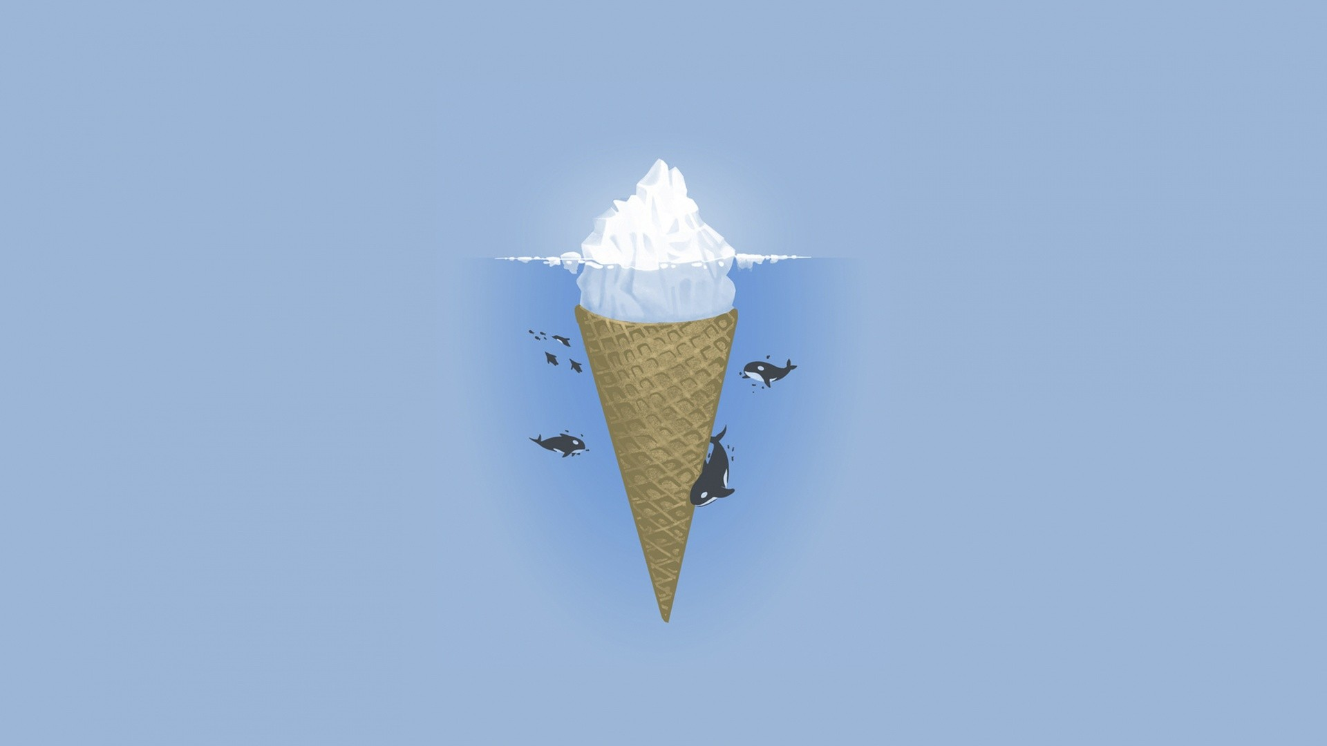 Download Free Cute Ice Cream Wallpapers | PixelsTalk.Net