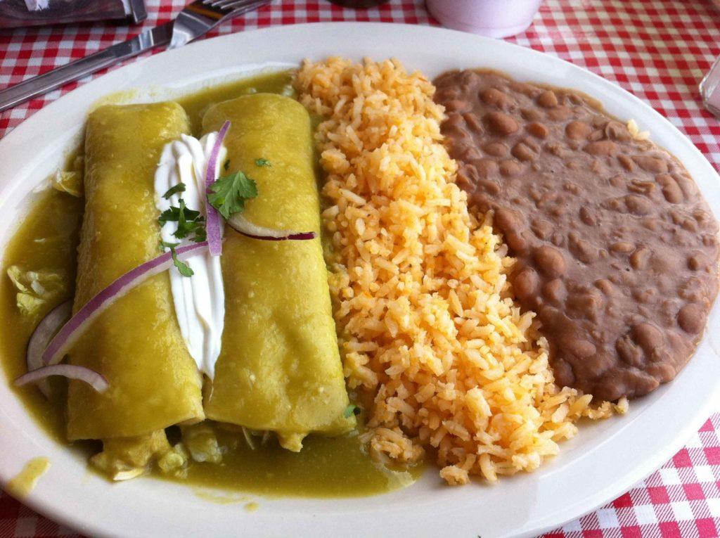 Mexican Food Enchiladas Foods Wallpaper 2014 HD