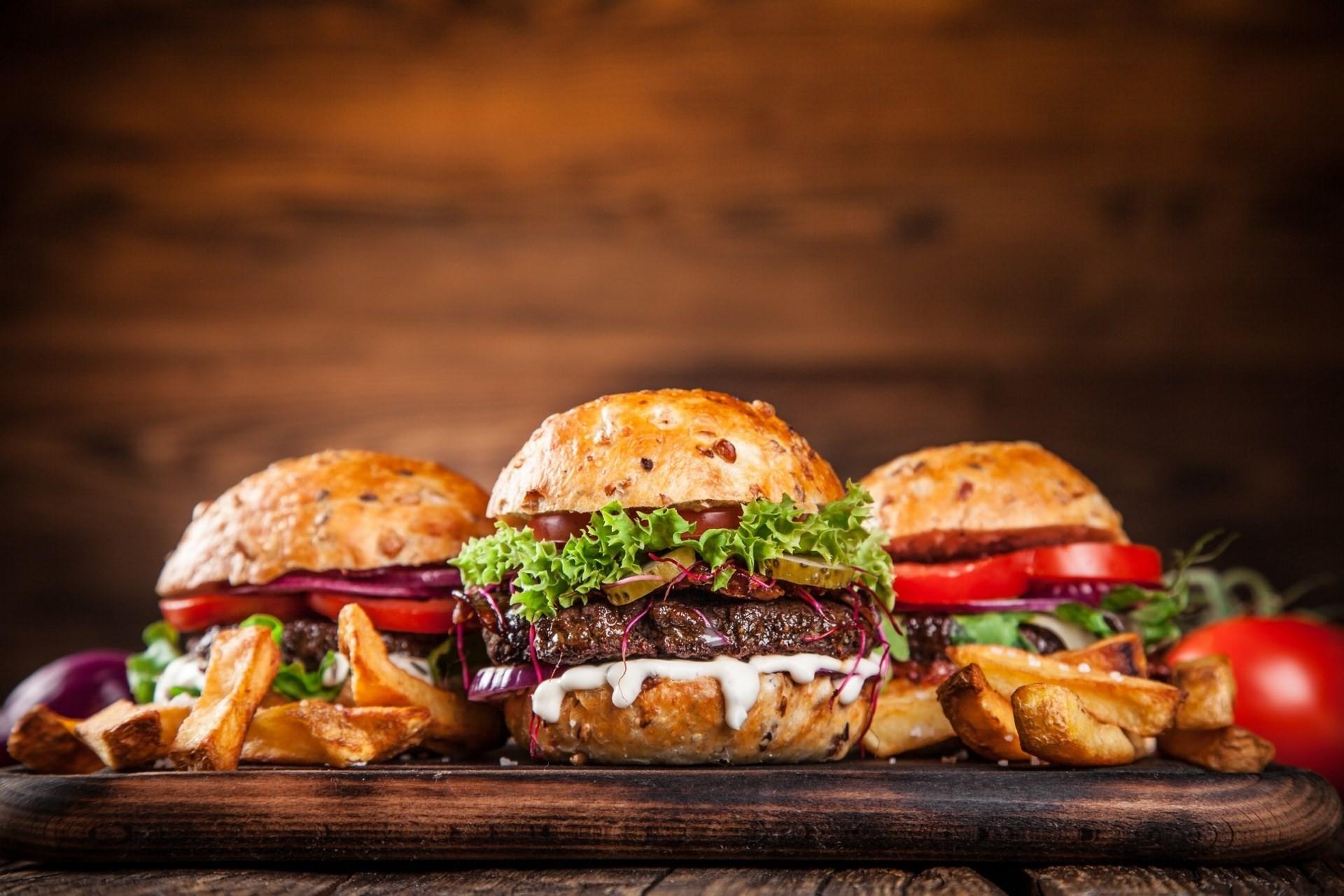 HD Widescreen Wallpaper – burger