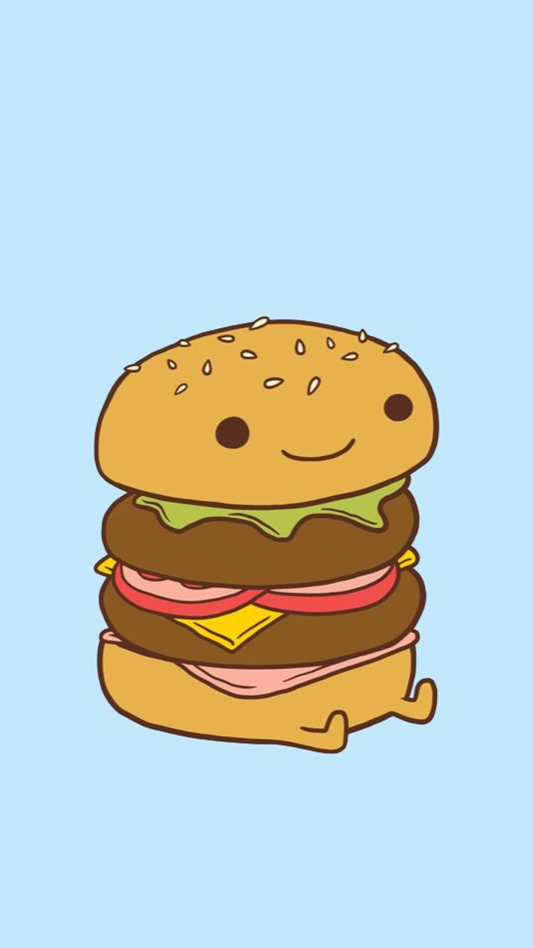 Burger Wallpaper 1 | Foods Wallpapers | Pinterest | Burger meat, Burgers  and Vegetable bread