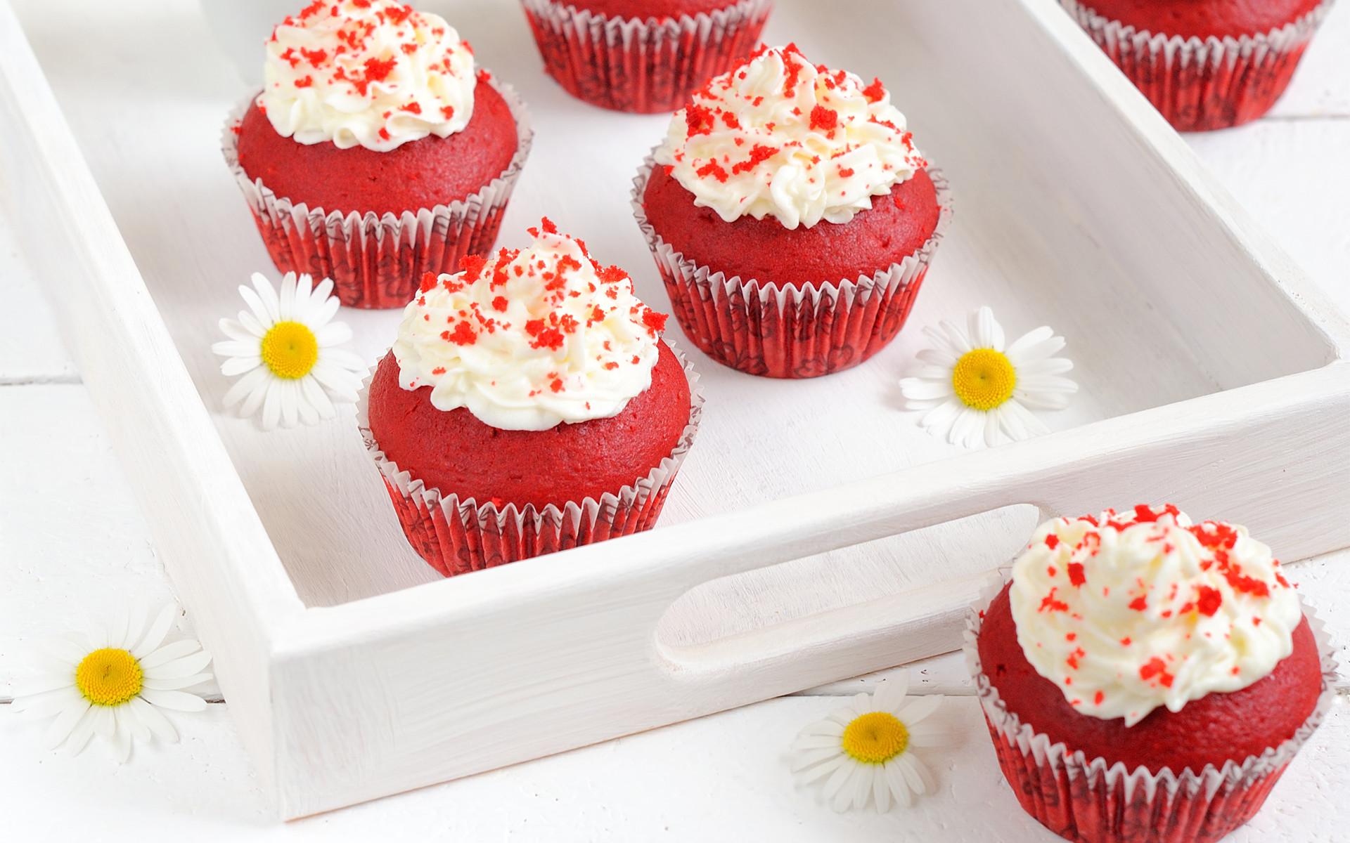 Cupcakes – Food Wallpaper (34047593) – Fanpop