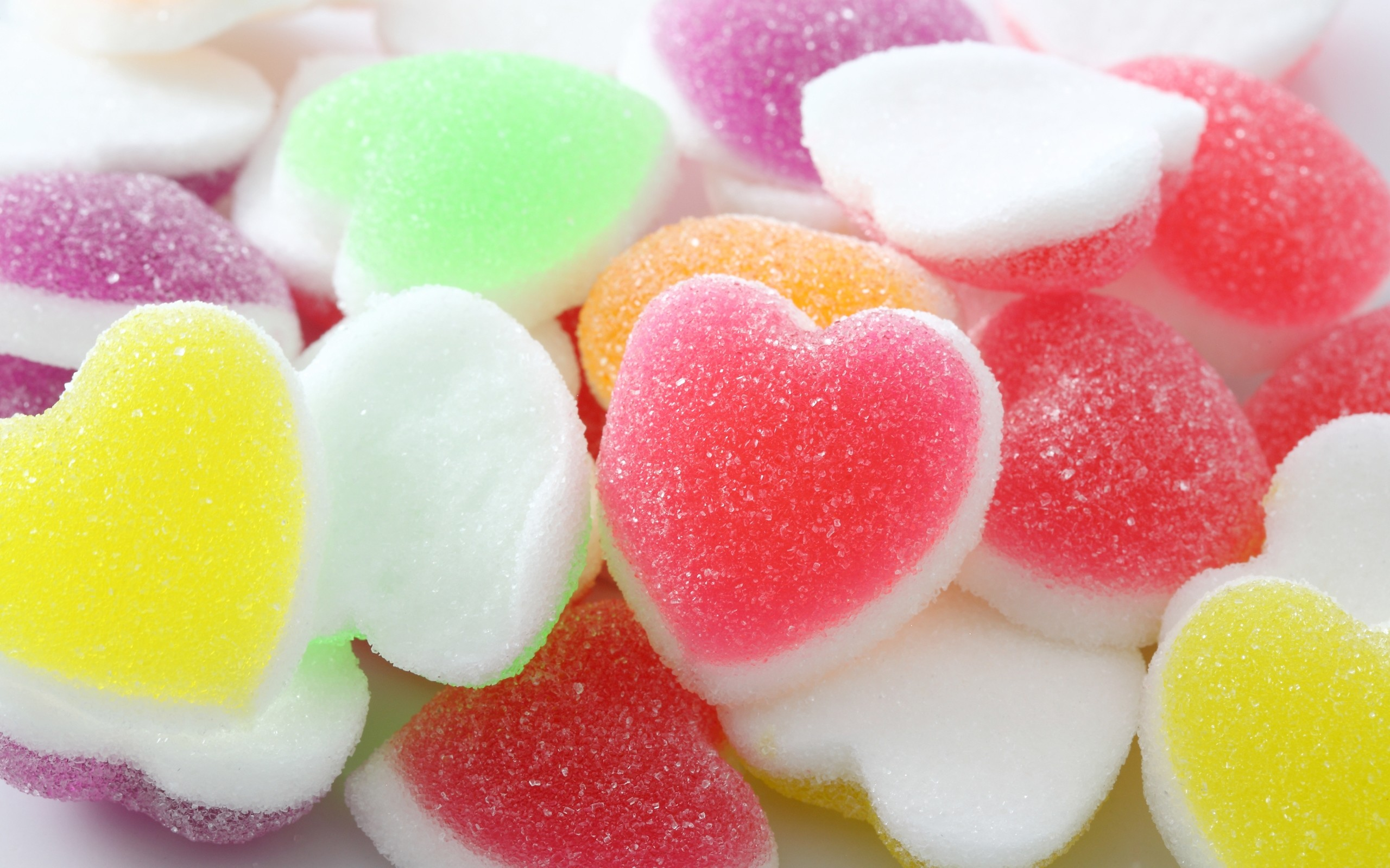HD Sweet Candy Heart HD Wallpaper Full Size – HiReWallpapers 11943