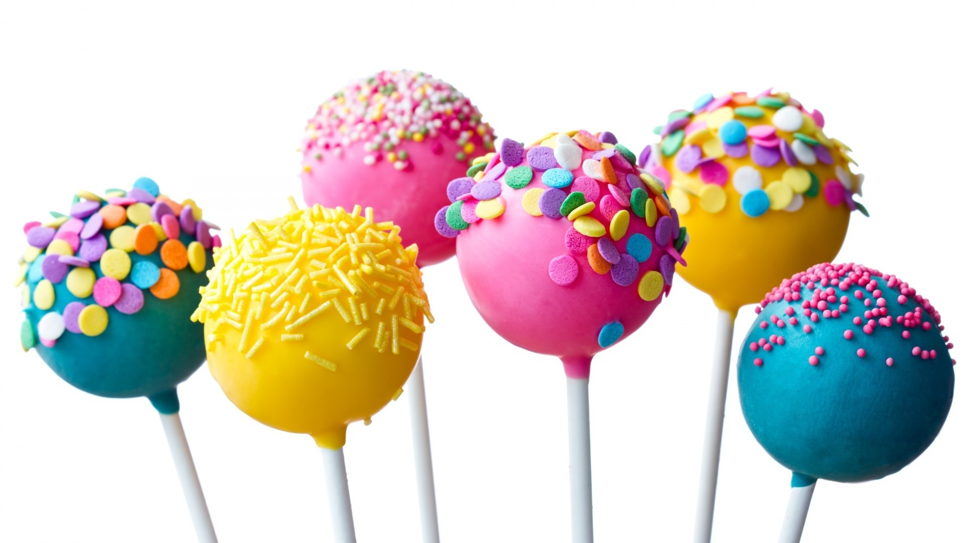 Wallpaper food, candy, sprinkling, frosting