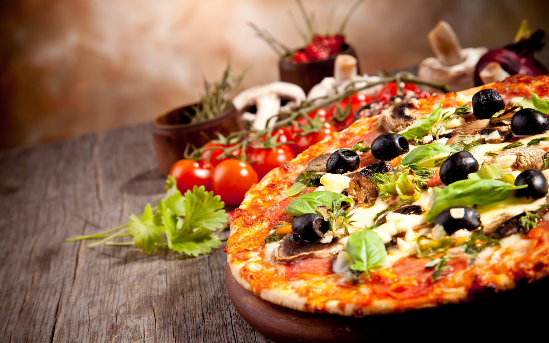 HD Wallpaper | Background ID:412086. Food Pizza