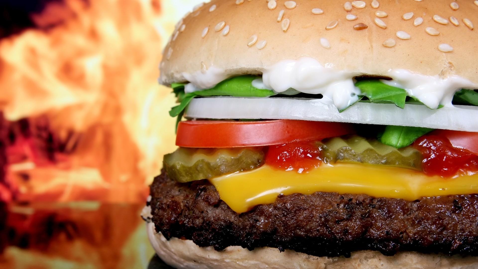 Preview cheeseburger