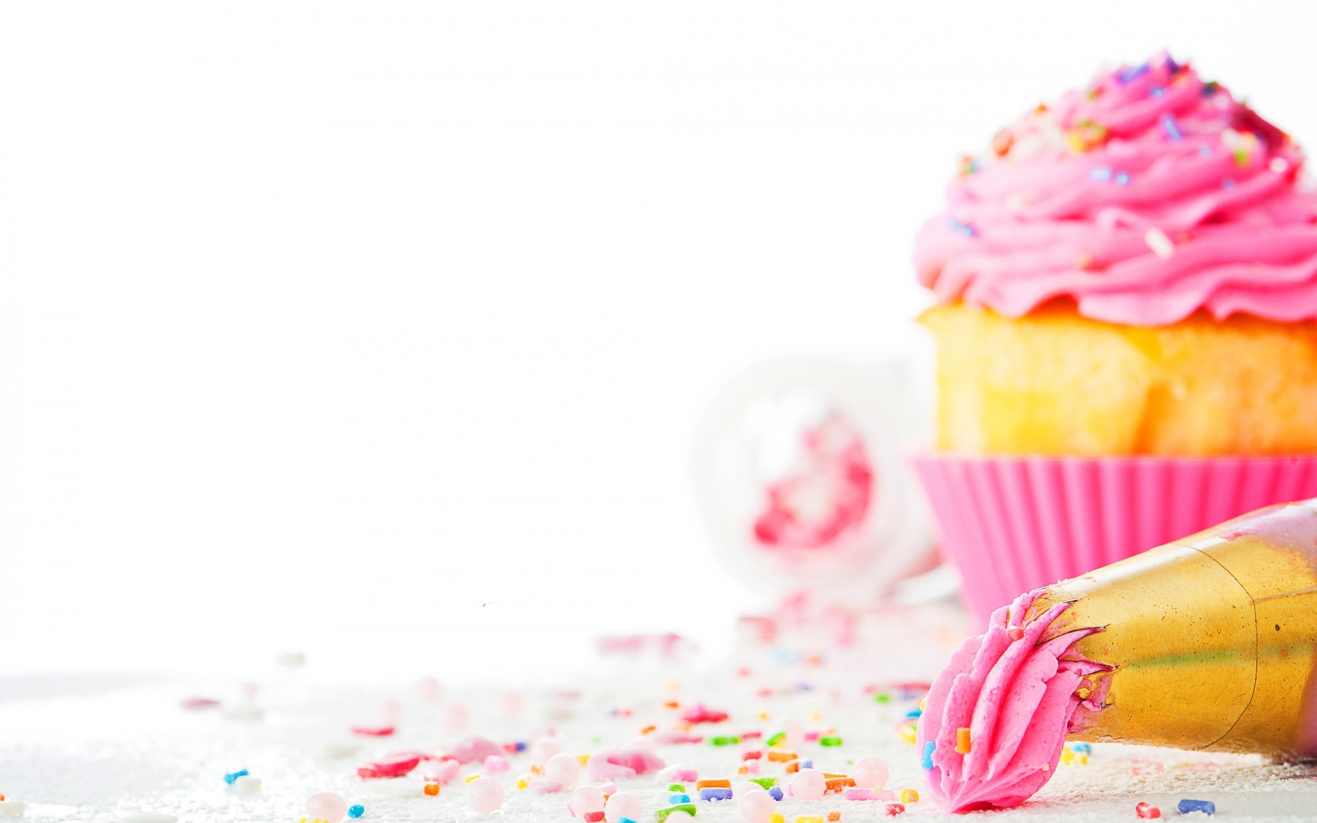Food – Cupcake Wallpaper