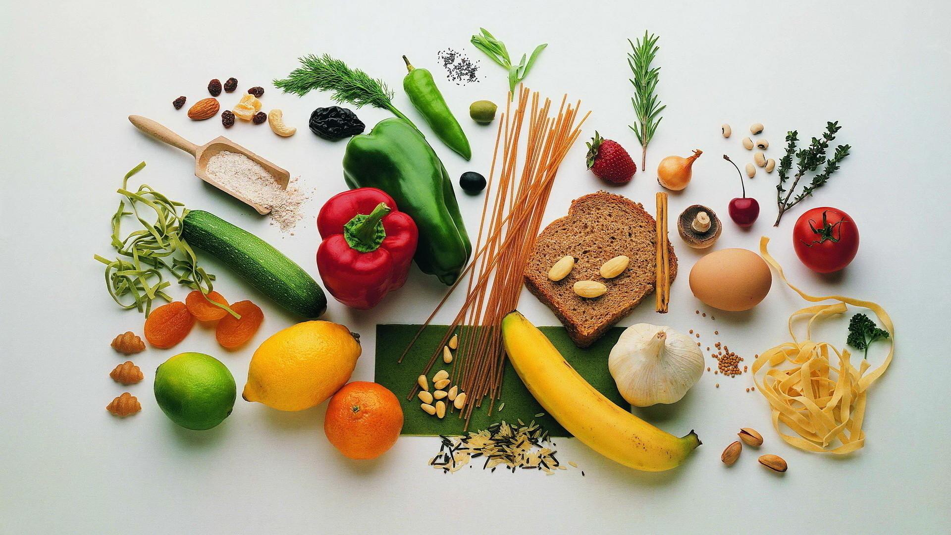 Food Wallpaper Wide …