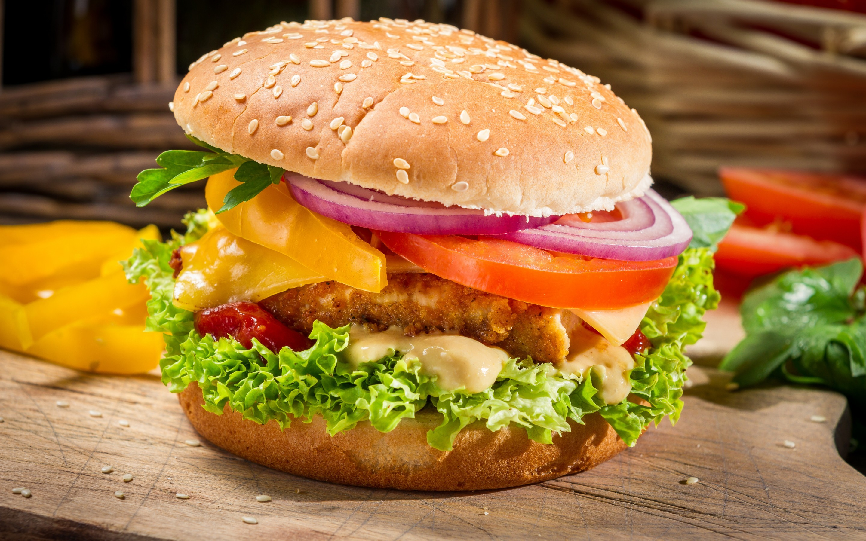 HD Wallpaper | Background ID:433534. Food Burger