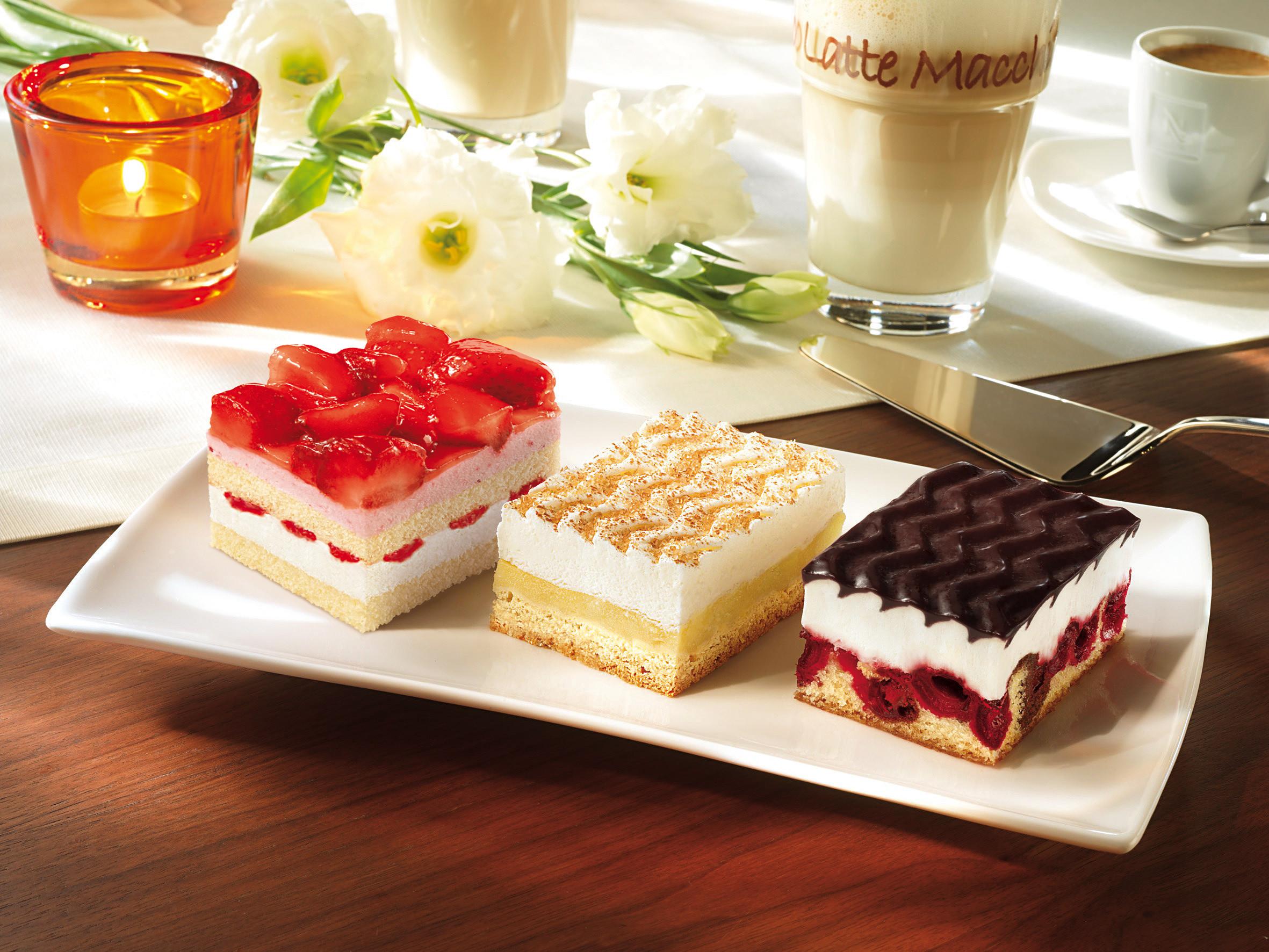 Food – Cake Wallpaper