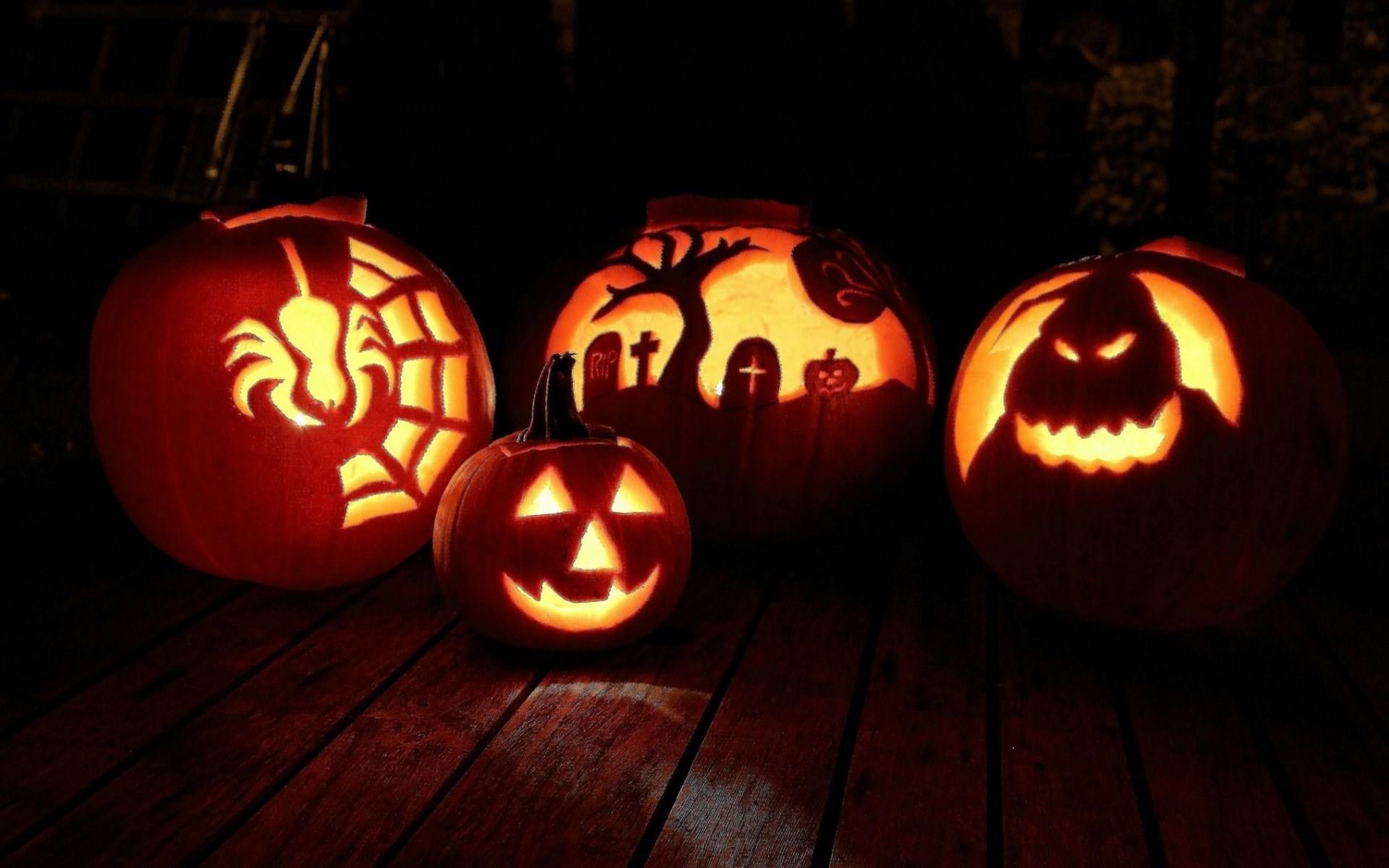 desktop halloween pumpkin backgrounds