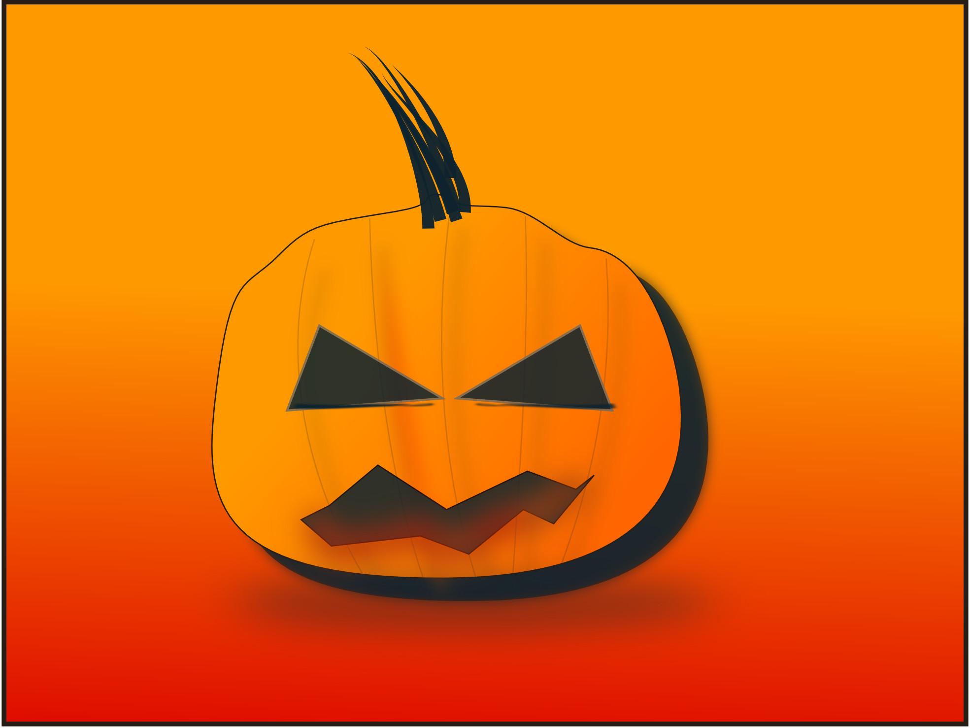 pumpkin pc backgrounds hd free