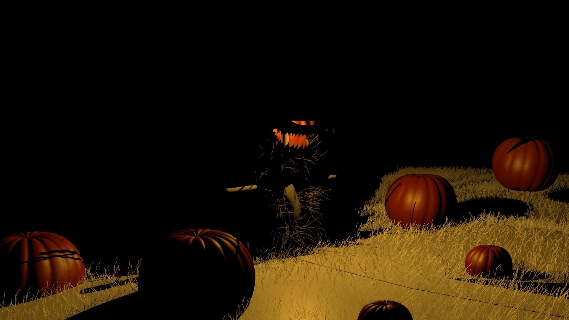 Pumpkin Tag – Pumpkin Pumpkins Halloween Patch Scarecrow Dual Monitor  Background for HD 16:9