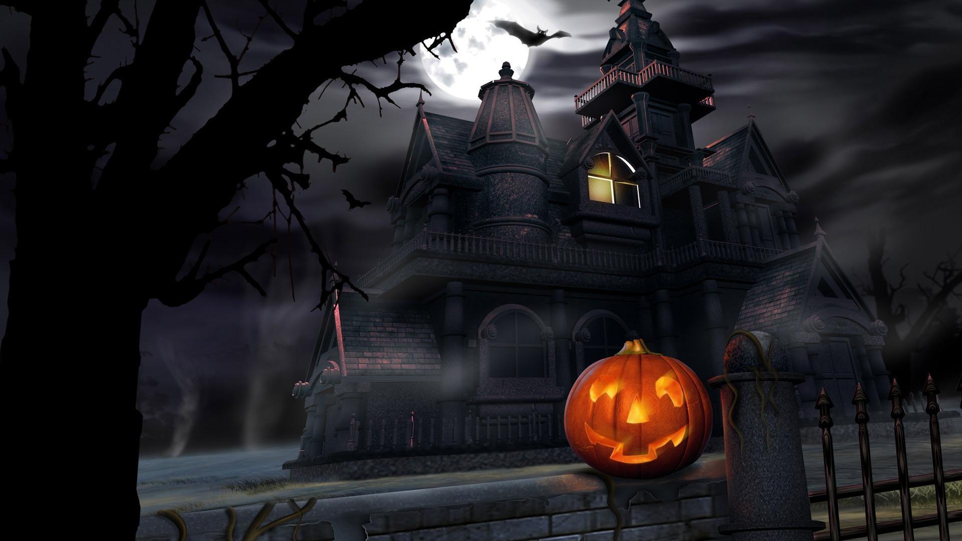 Cool Wallpapers Halloween Pumpkin HD Wallpaper