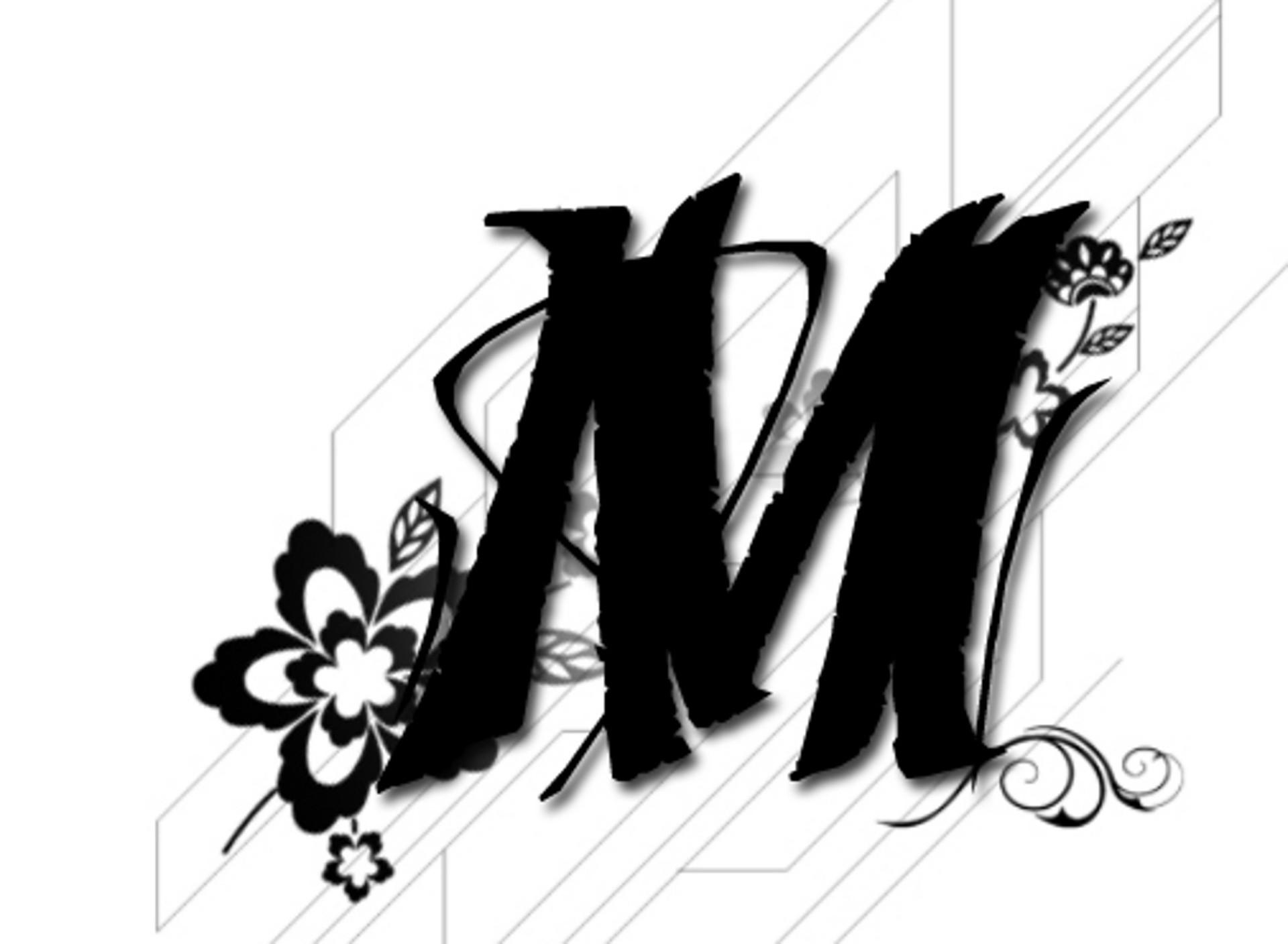 M Jan Name Wallpaper