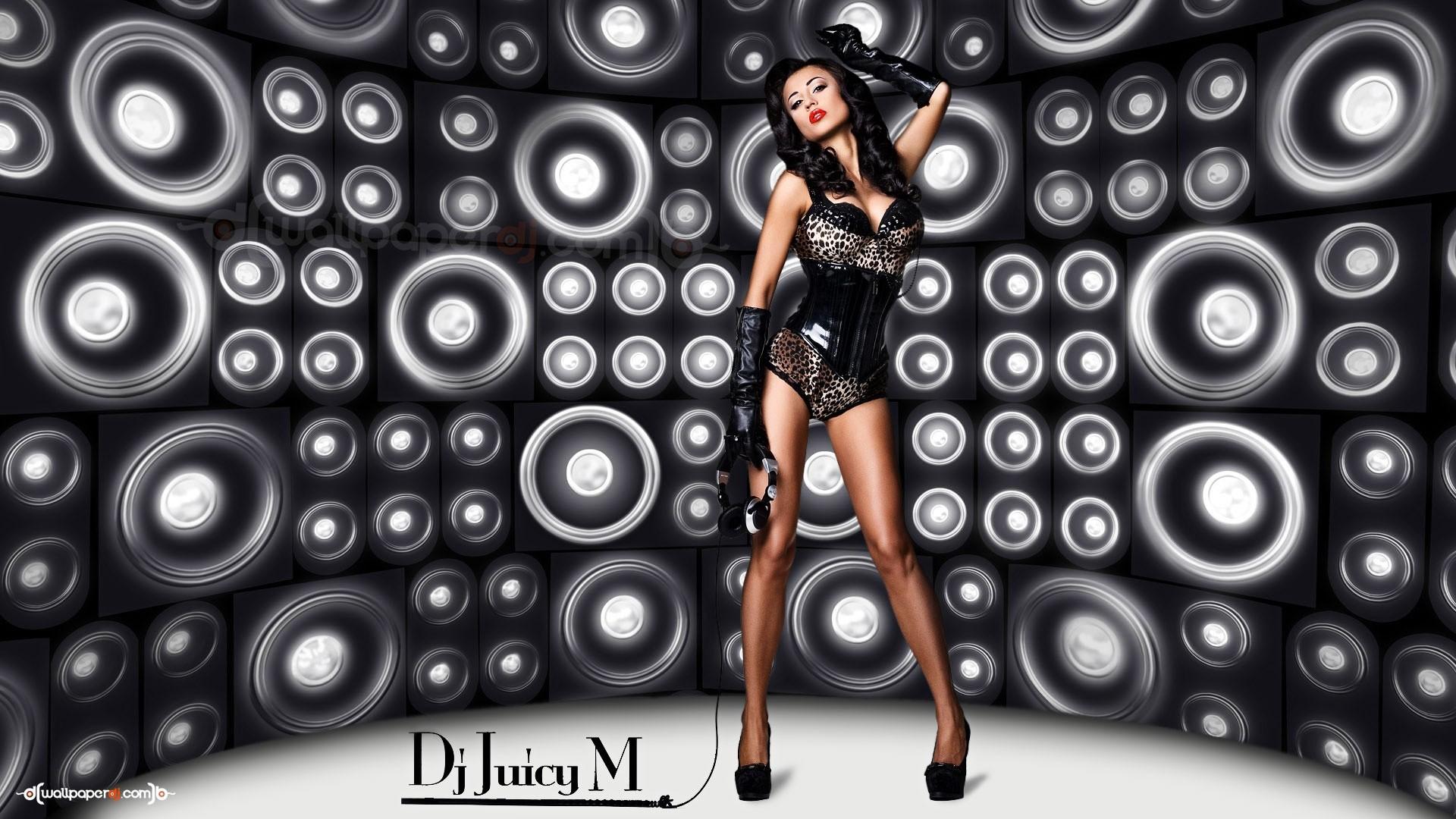 Dj Juicy M wallpaper, music and dance wallpapers