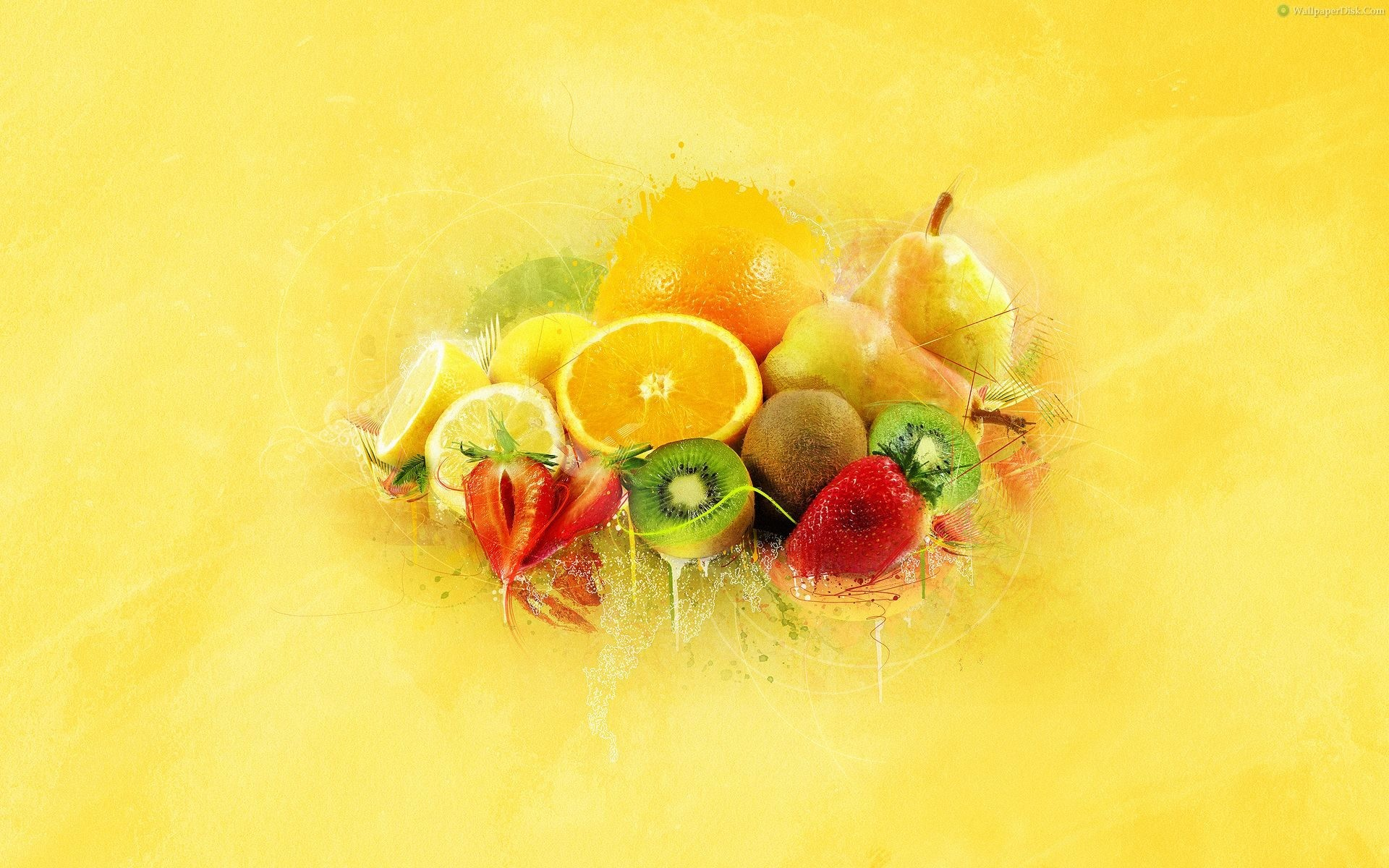 Best fruits wallpapers dekstop images