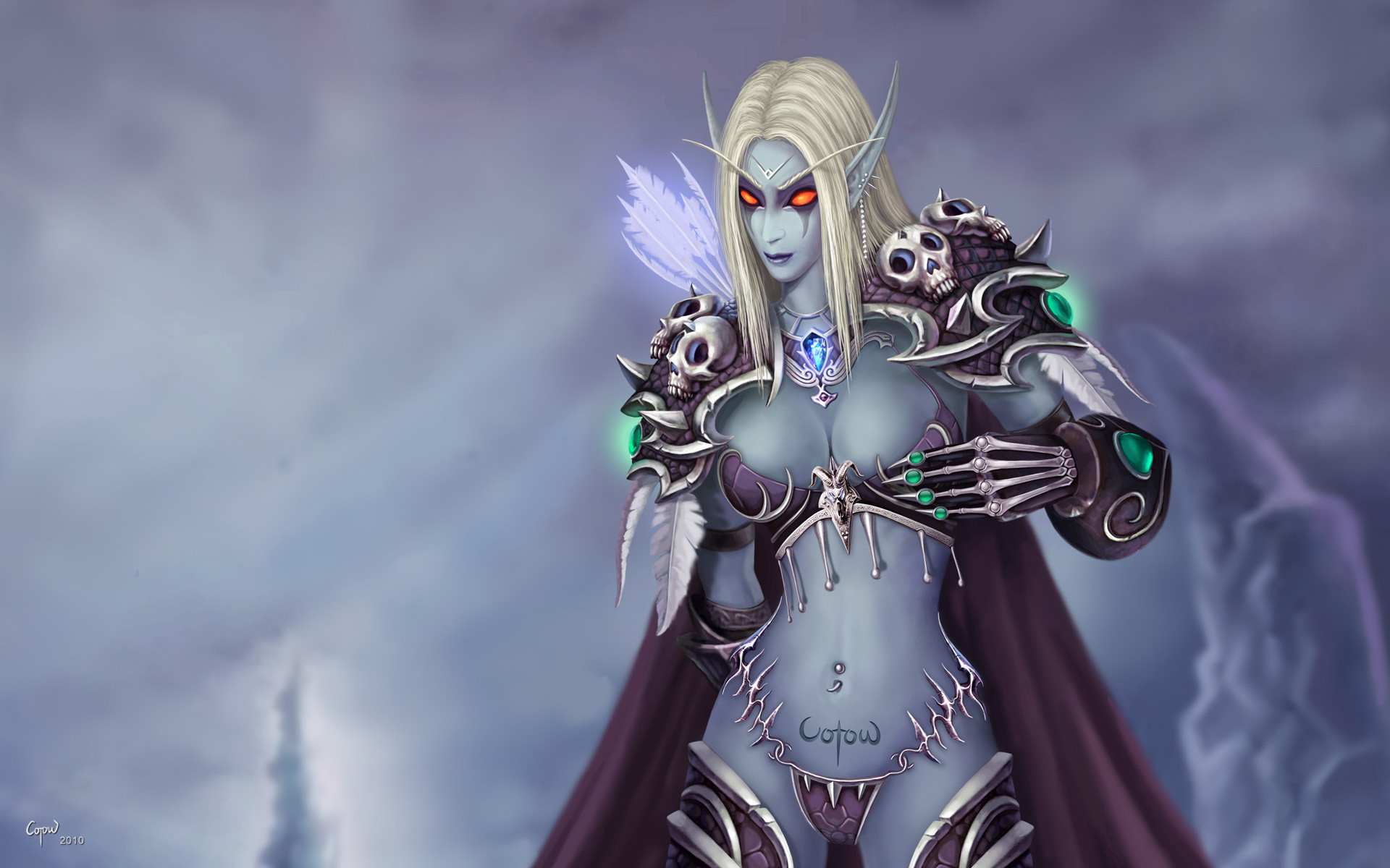 Sylvanas images Lady Sylvanas HD wallpaper and background photos
